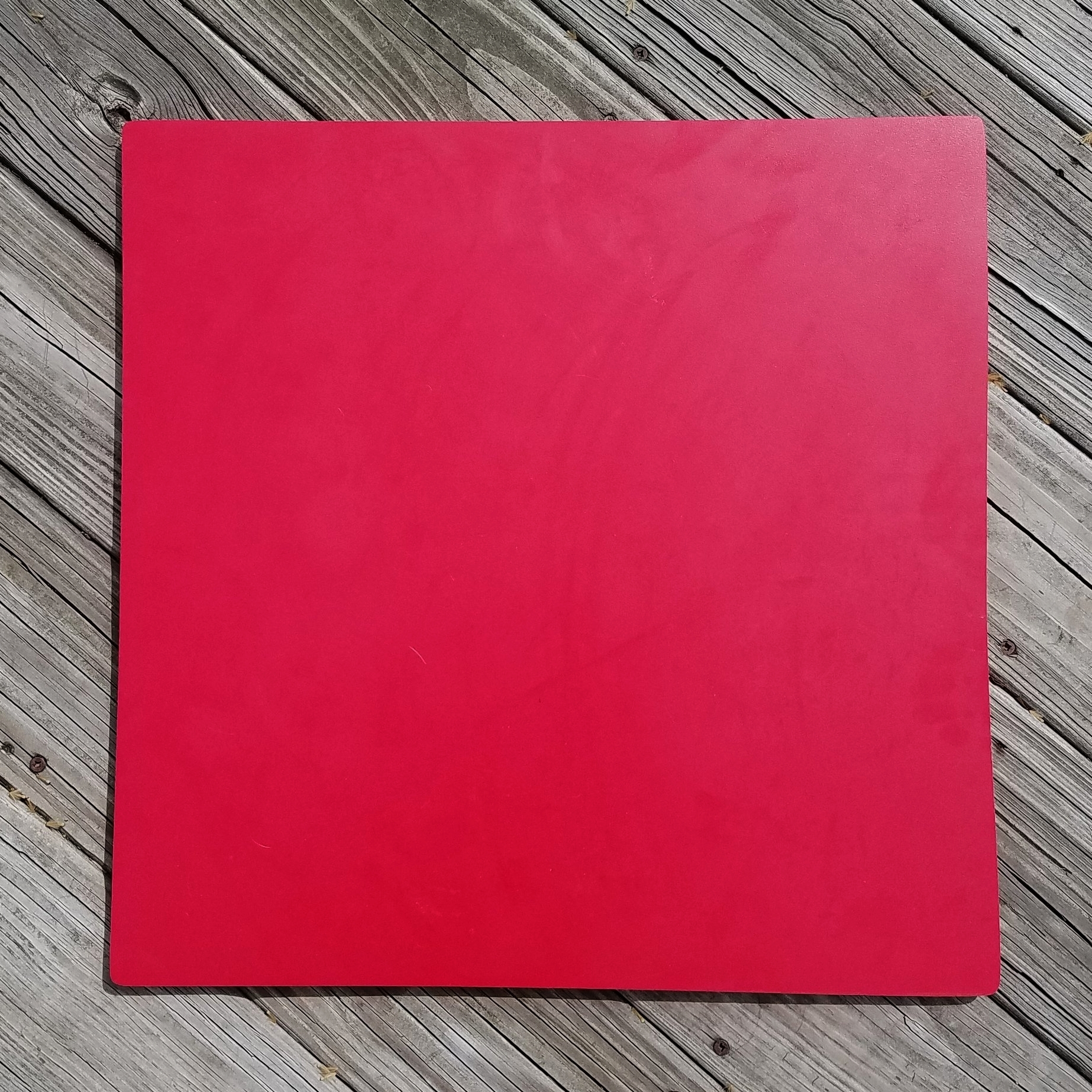 The Best Work Board Ever: Red Board