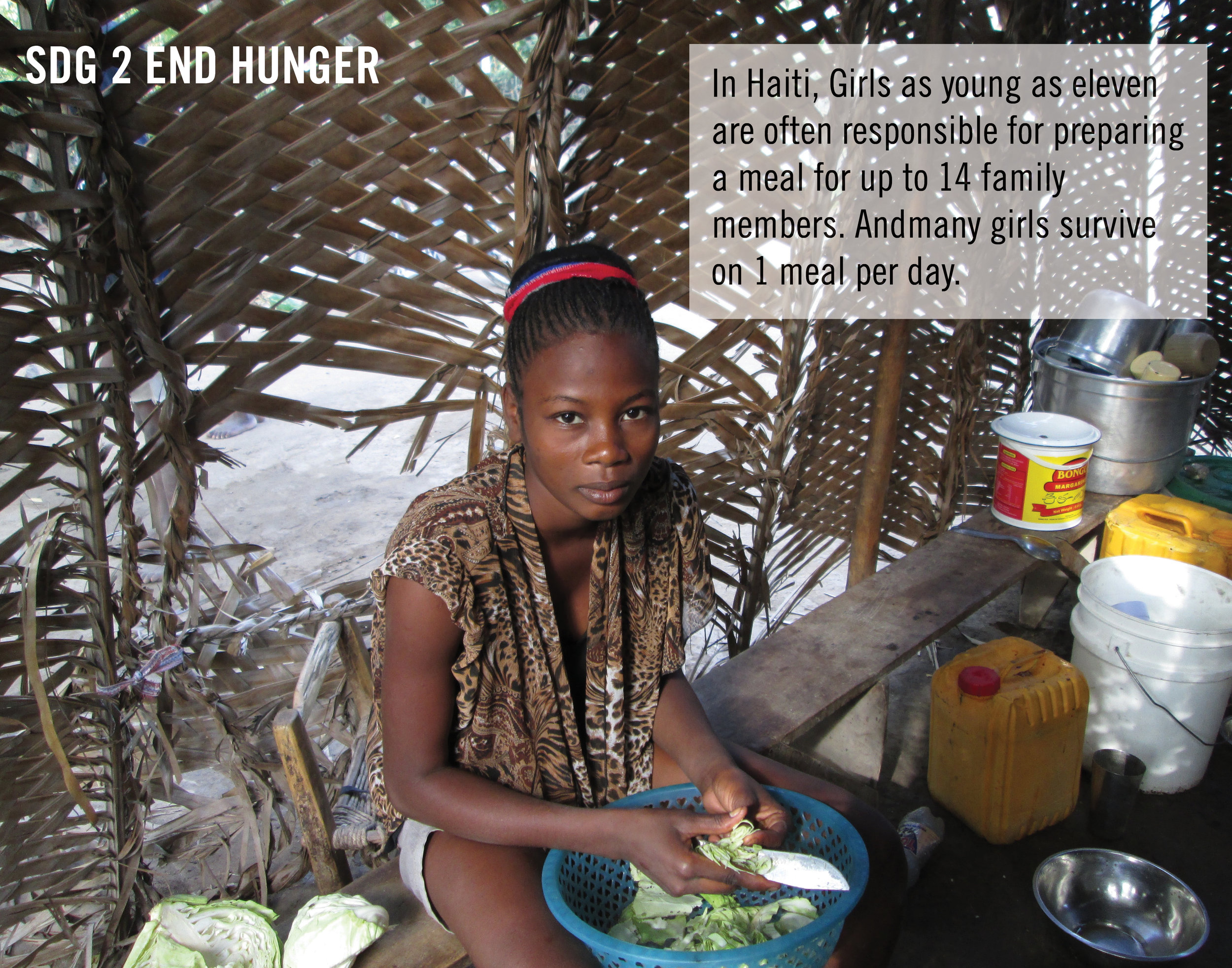 Photo by Yoseline, age 16 Tripo, Haiti