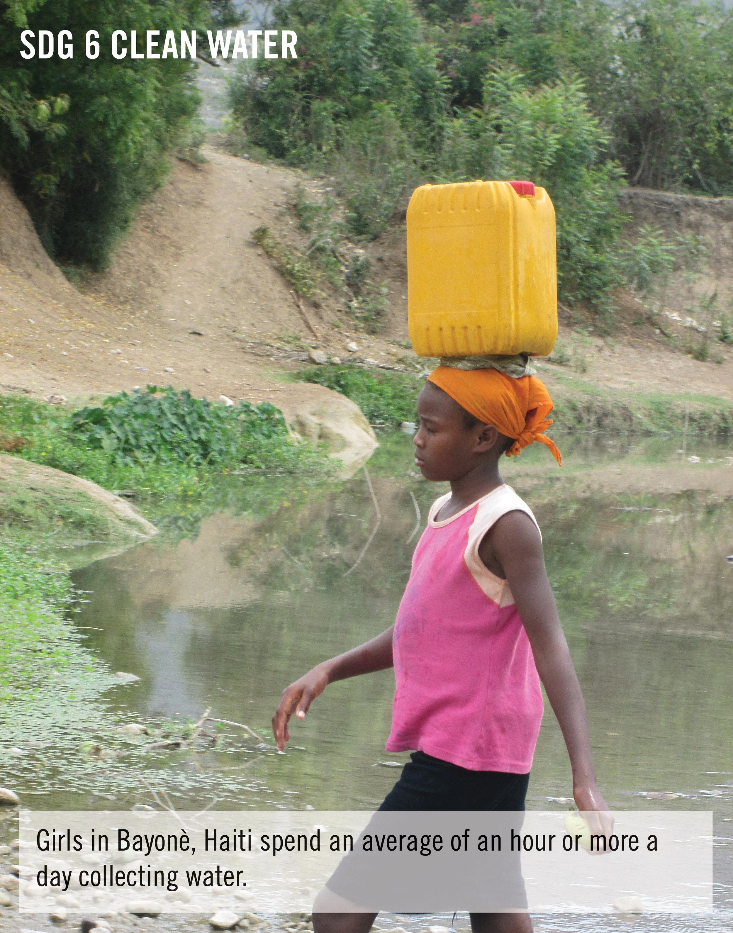 Photo by Tamara, age 14, Bayoné, Haiti