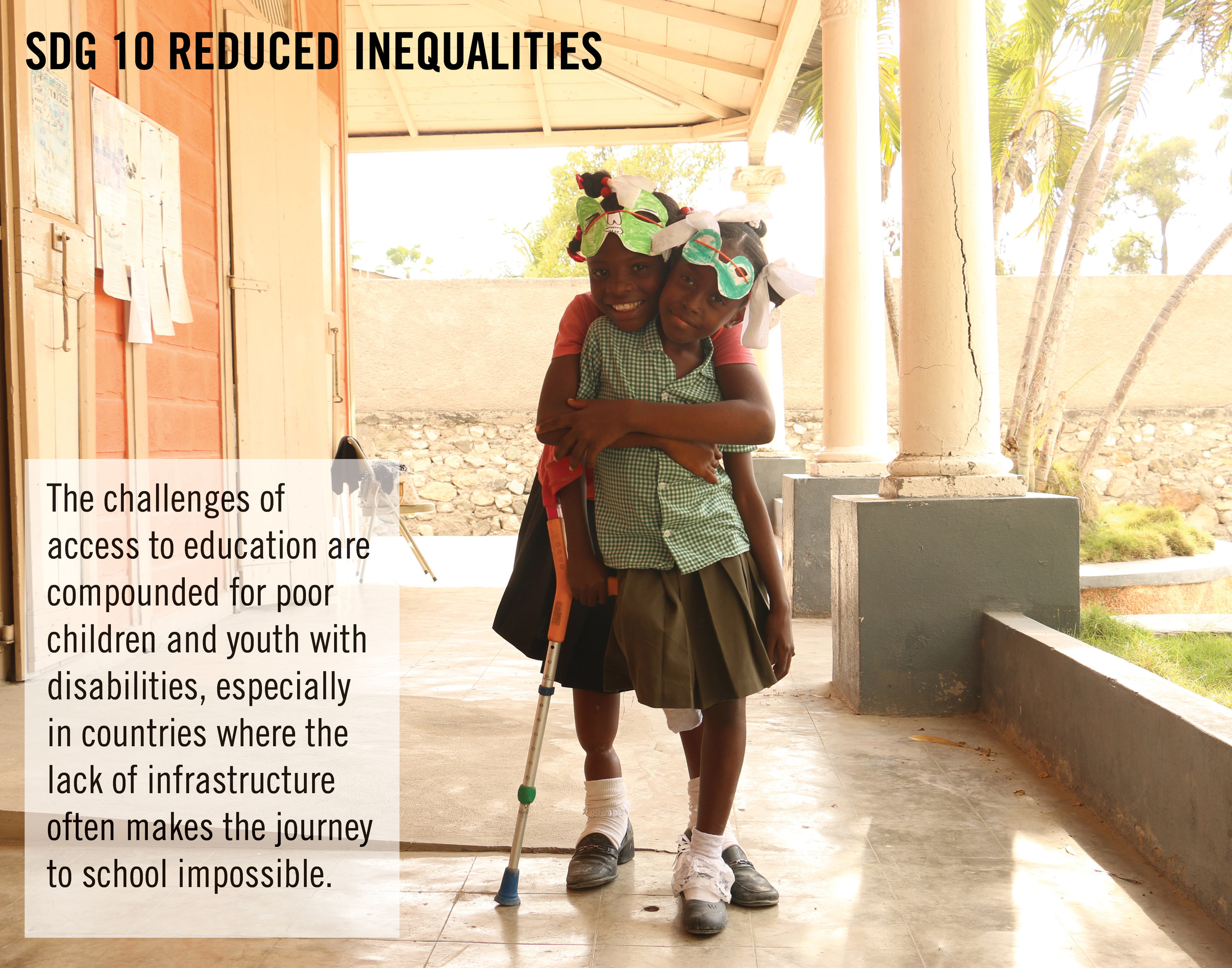 Photo by Soeurette Rigodon, LIDE programs, Haiti