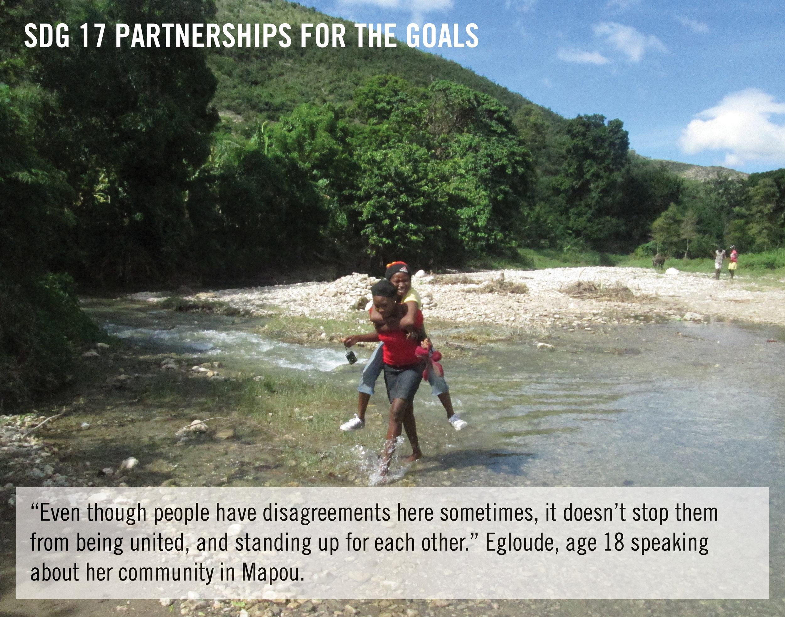 Photo by Dana, age 18, Bayonè, Haiti