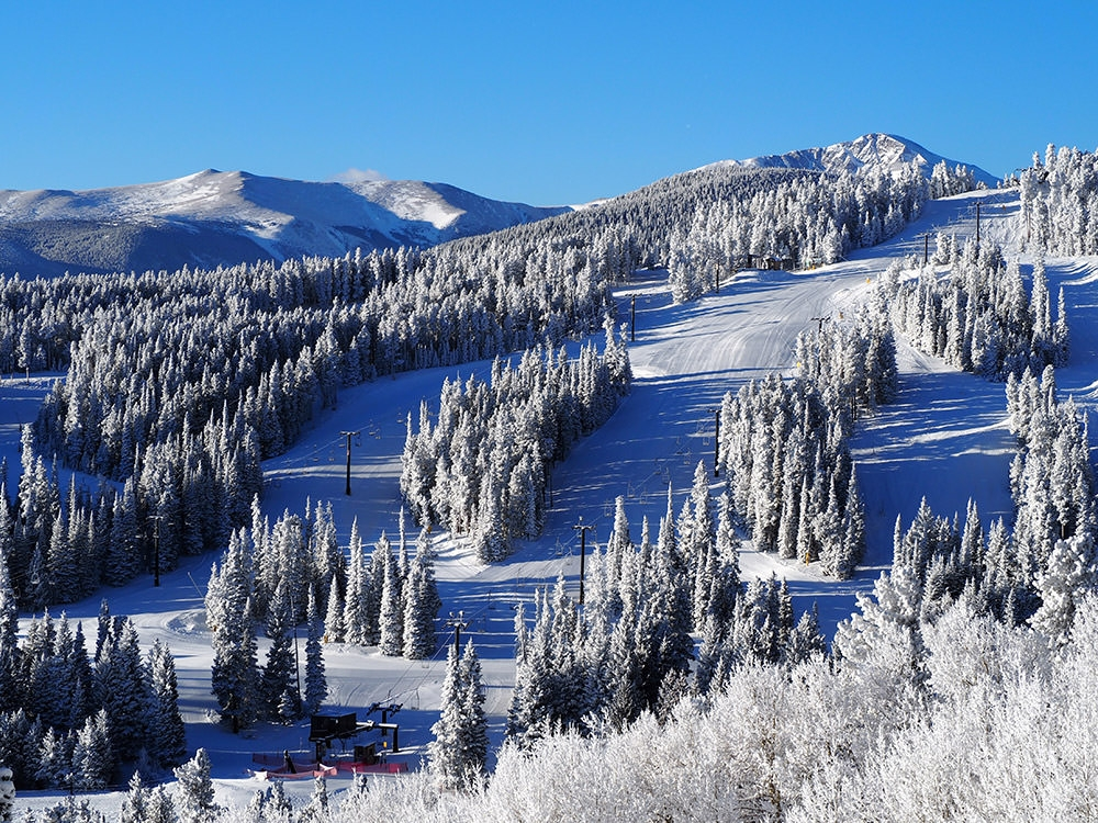 Eldora Mountain Resort's laid back vibes beckons skiers from the Boulder and Denver markets