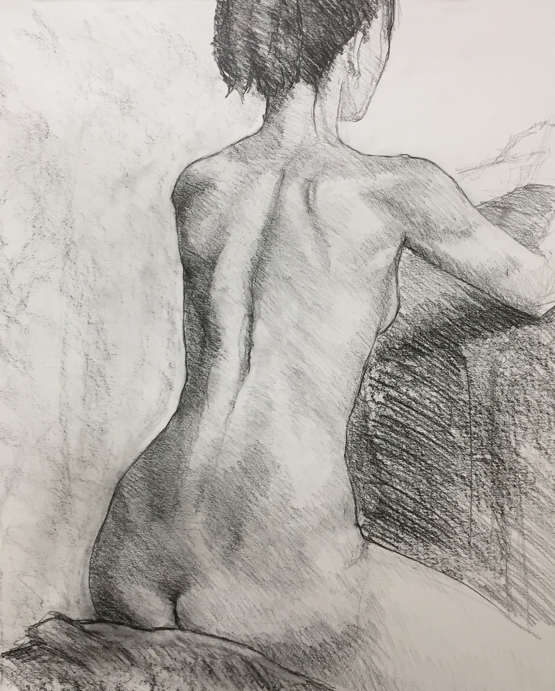 Desiree (Back Study)