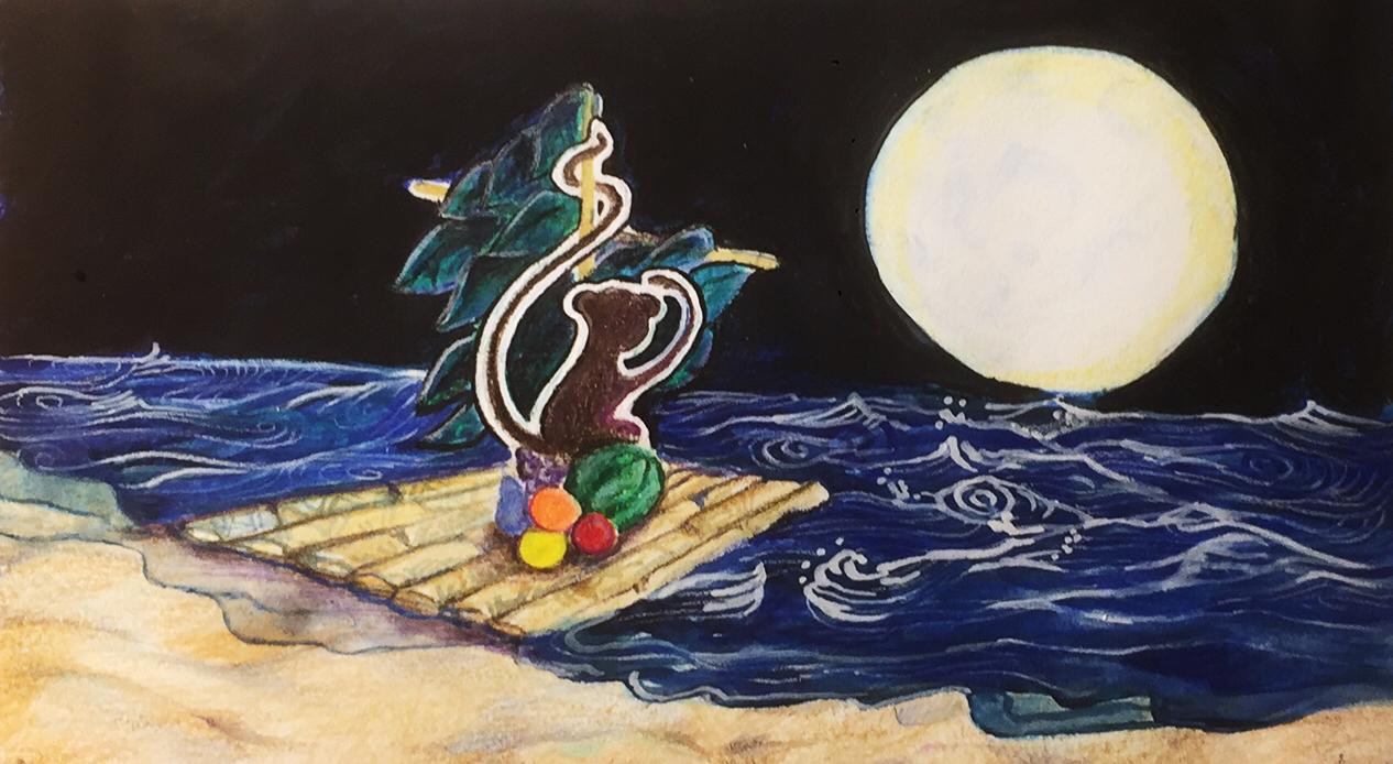 Monkey King sets off to seek the secret of everlasting life!