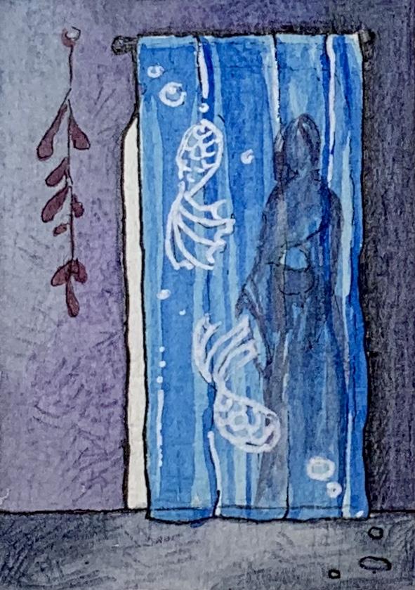 CHAPTER 14 生词 | Vocabulary (141 - 150) - 141. 身处 (Shēn chǔ) v. in (someplace) v. to be in (adversity, a difficult situation)142. 掀开 (Xiān kāi) v. open; lift; draw143. 袅袅 (Niǎoniǎo) adj. literary curling upwards; in waves144. 舀 (Yǎo) v. to ladle out; spoon out; scoop145. 灵丹妙药 (Língdānmiàoyào) IDIOM magic (or wonder) drug; miraculous cure; panacea146. 精气神儿 (Jīng qì shén er) expression. Vigour; energy; drive147. 末了(Mòliǎo) n. last; finally; in the end148. 纤细 (Xiānxì) adj. slender; fine; thin; tenuous149. 清秀 (Qīngxiù) adj. delicate and pretty150. 怔怔(Zhèngzhèng) adj. dialect staring blankly; dazed; in a trance