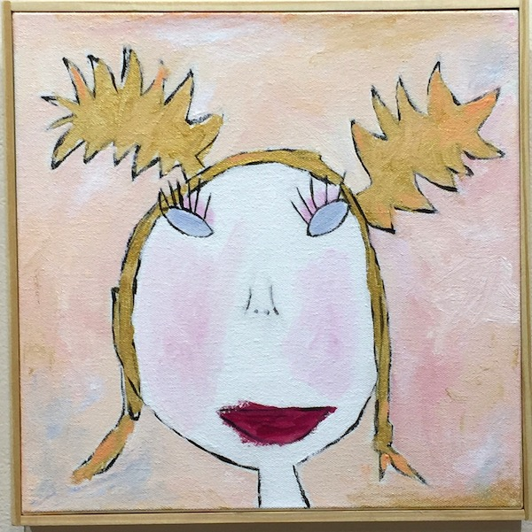 I'm Not the Girl I Used to Be - Gold Pigtails (antlers).jpg