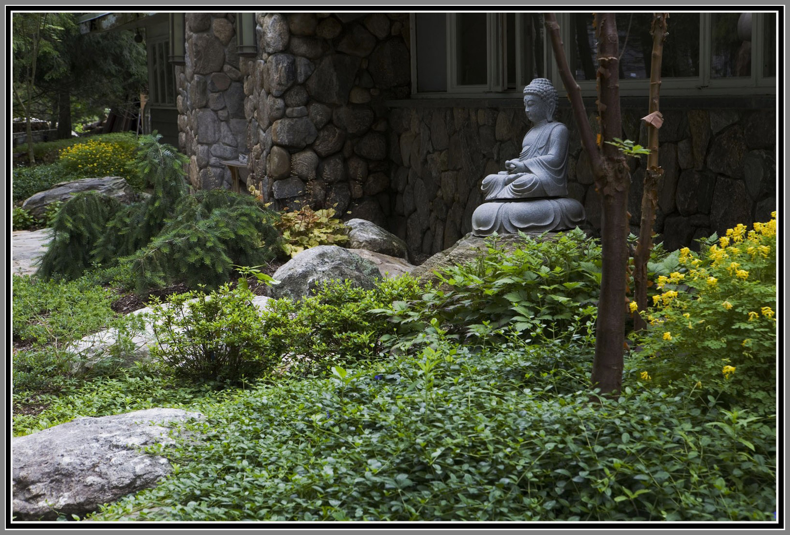 Meditation Garden by Artistric Outdoors