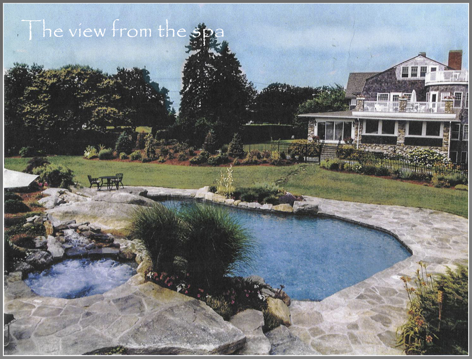 Award Winning Swimming Pools By Artistic Outdoors Connecticut Artistic Outdoors Landscape And Masonry