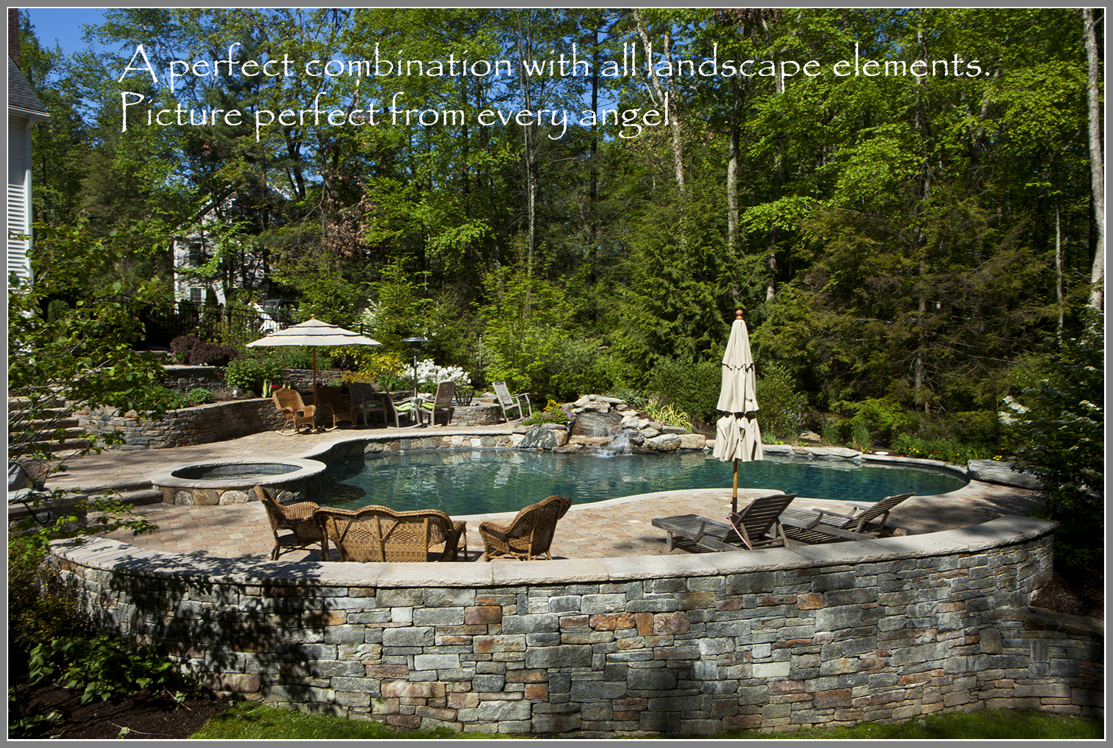 Best landscape and pool design by Artistic Outdoors