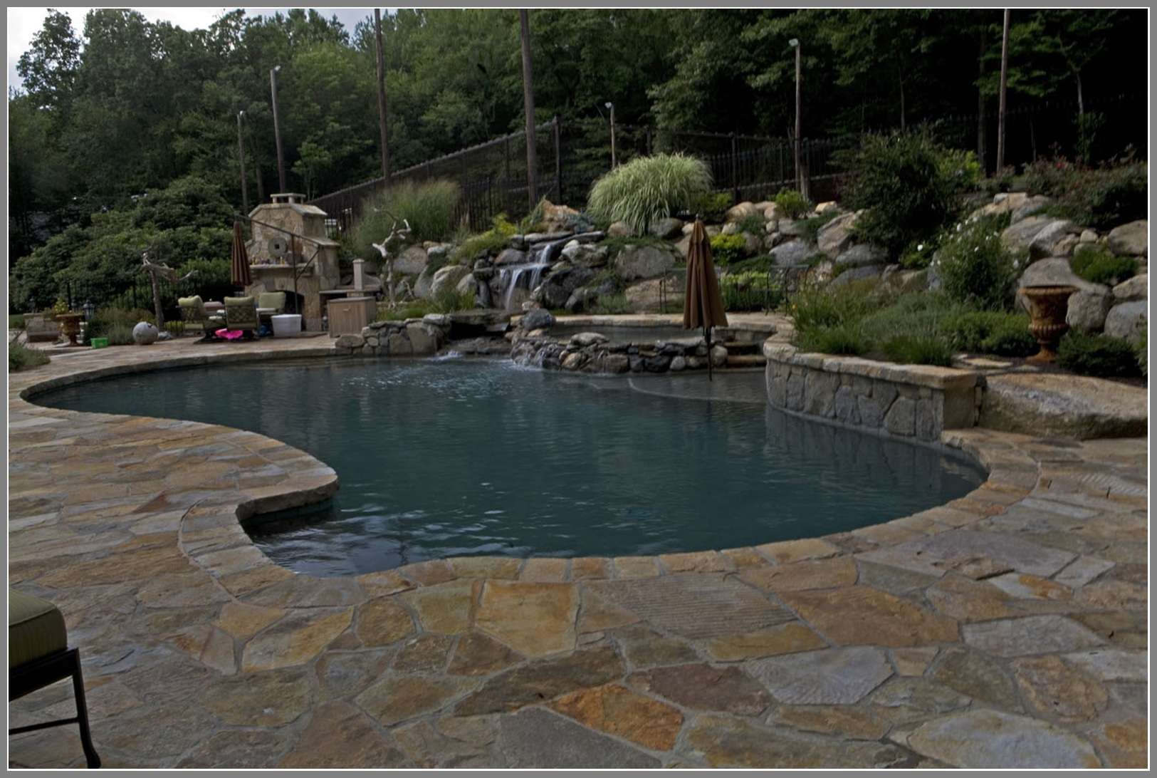 Best landscaping, masonry and swimming pool design