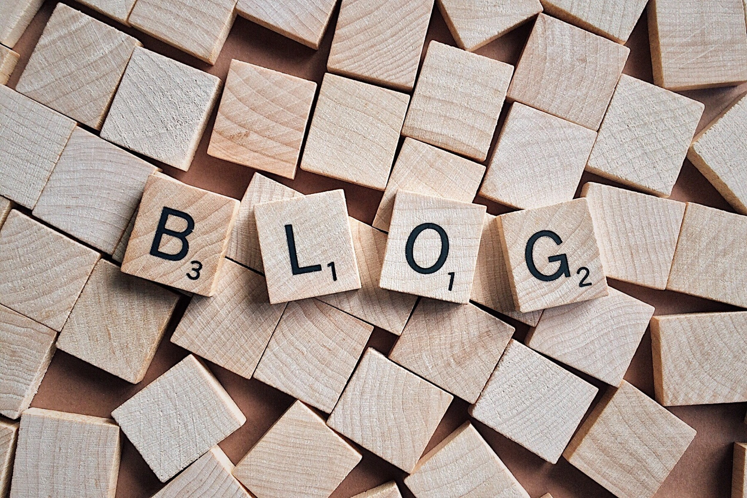 Yes, the website for your wellness product needs a blog.