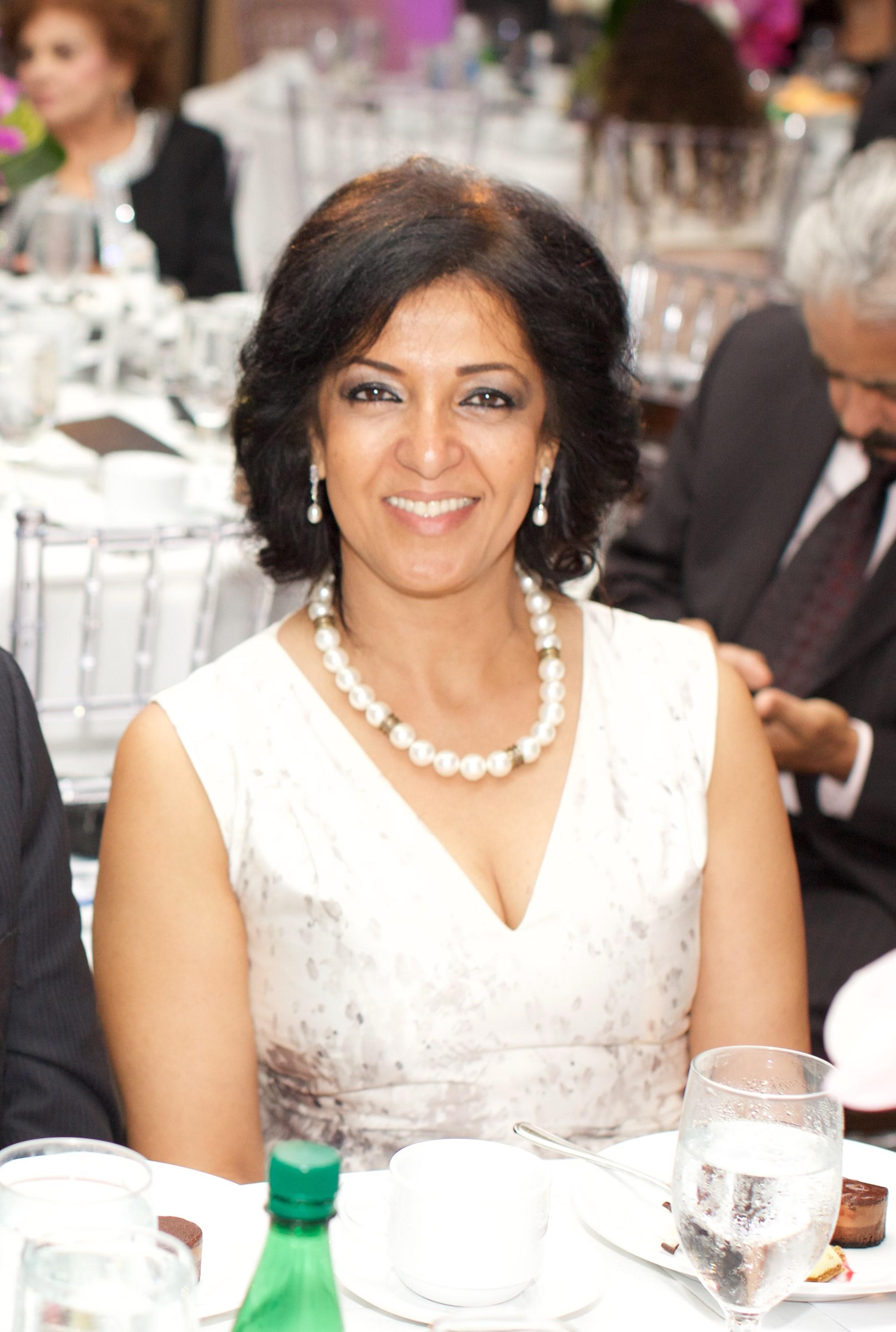 H.E. Ambassador Lamia Mekhemar,Consul General of Egypt in Los Angeles