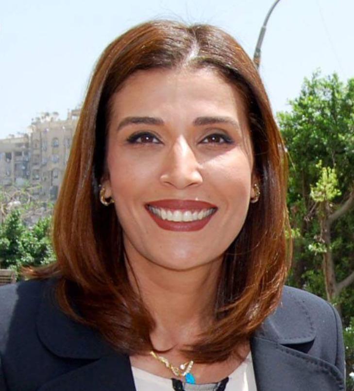 Professor Rasha Ammar, Director of Cairo University Children's Hospitals
