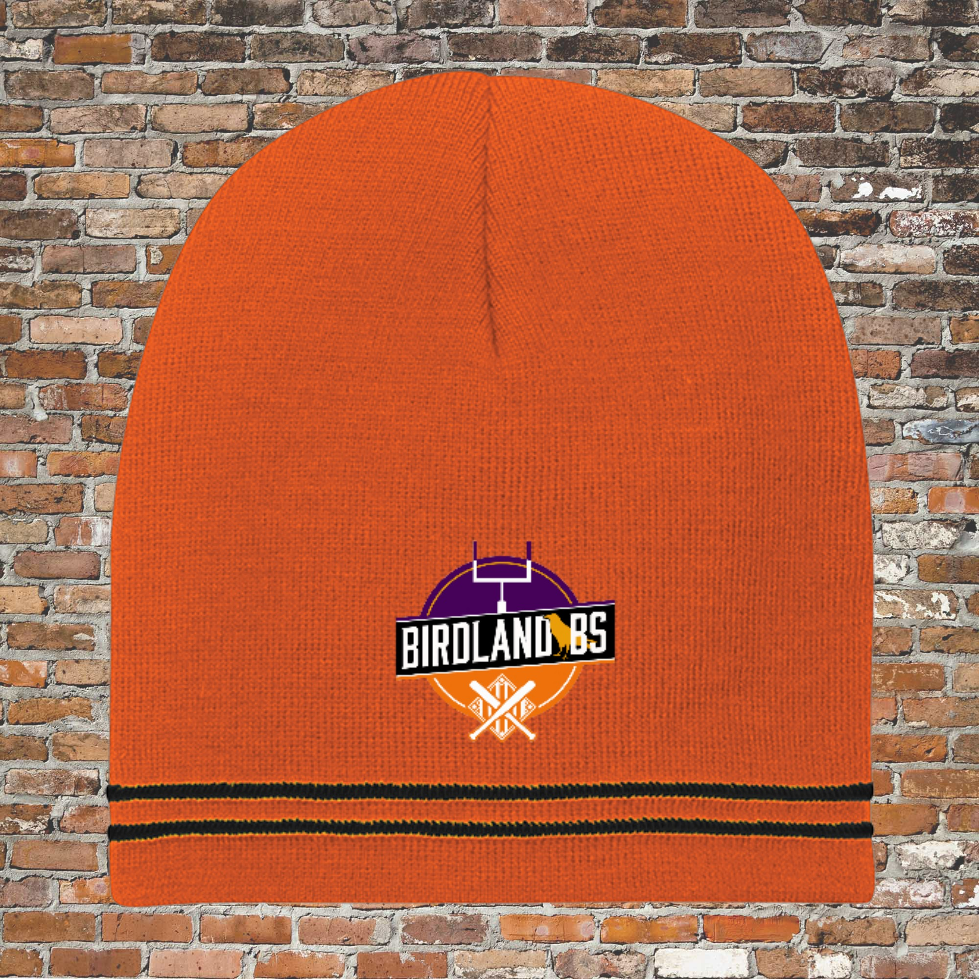 Sport-Tek Spectator Beanie (Orange): Click for Special Pricing