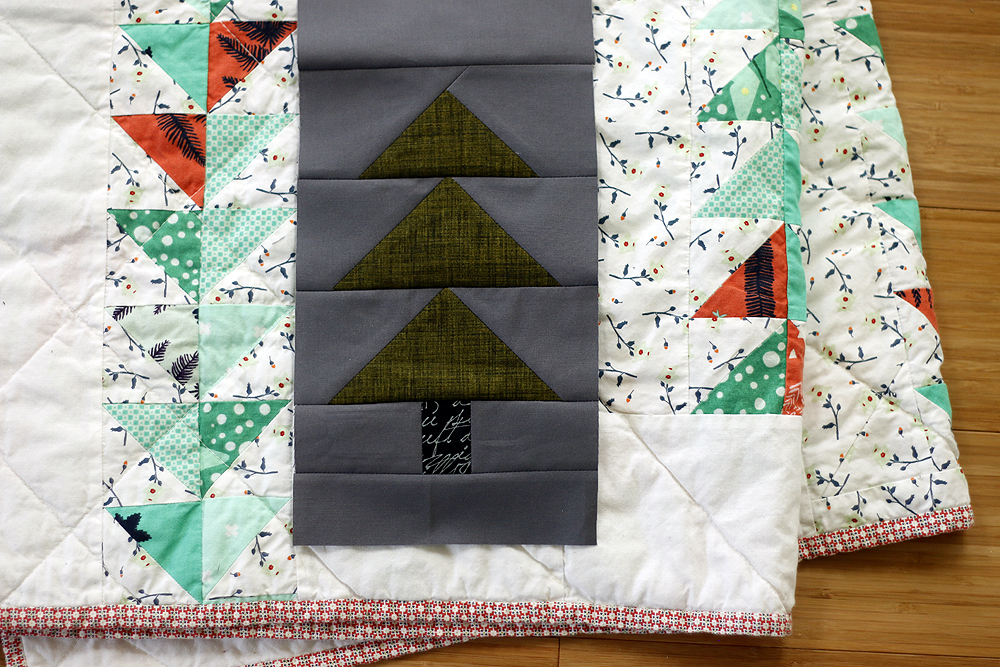 quilt by Jody Mellenthin for baby Rora!