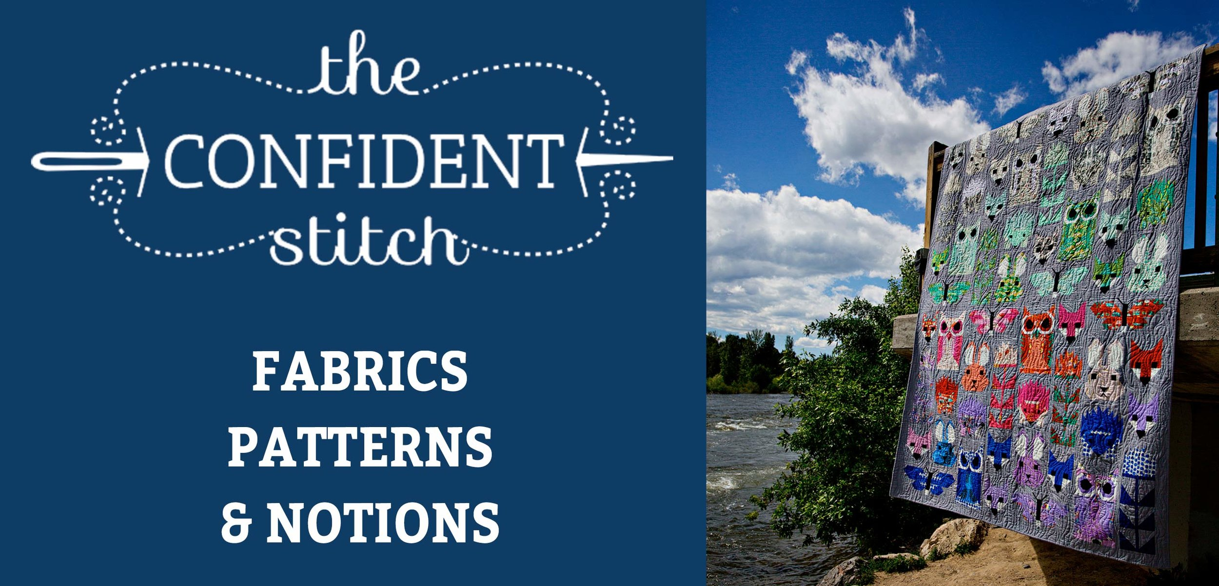 Confident Stitch