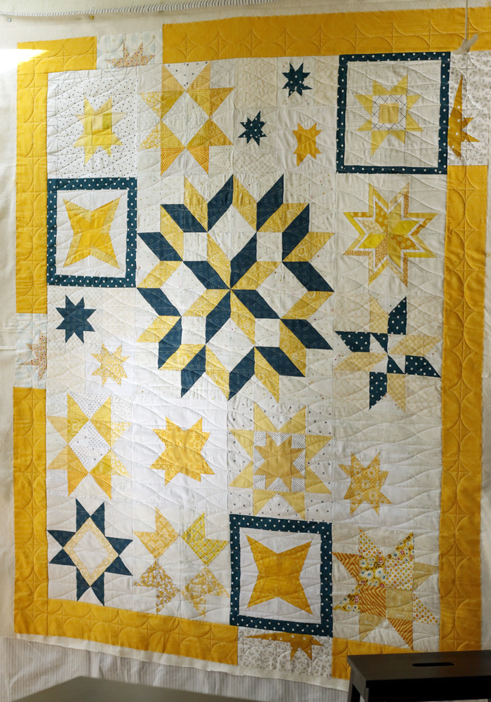 Star quilt with diamond wave quilting.jpg