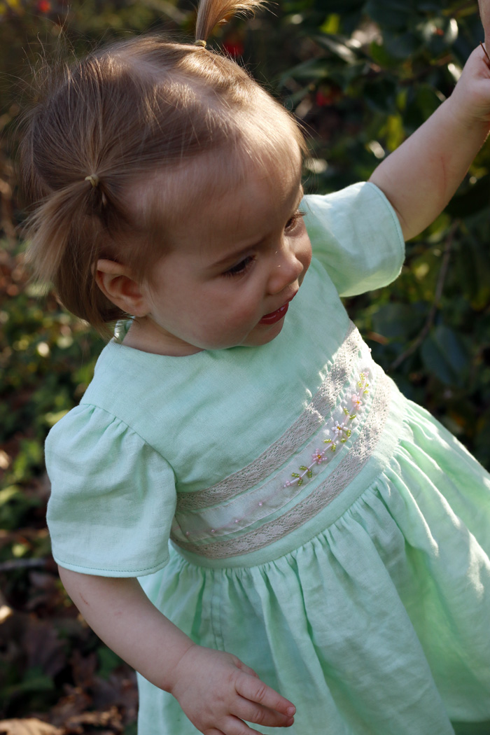 Mint Gauze dress close up.jpg