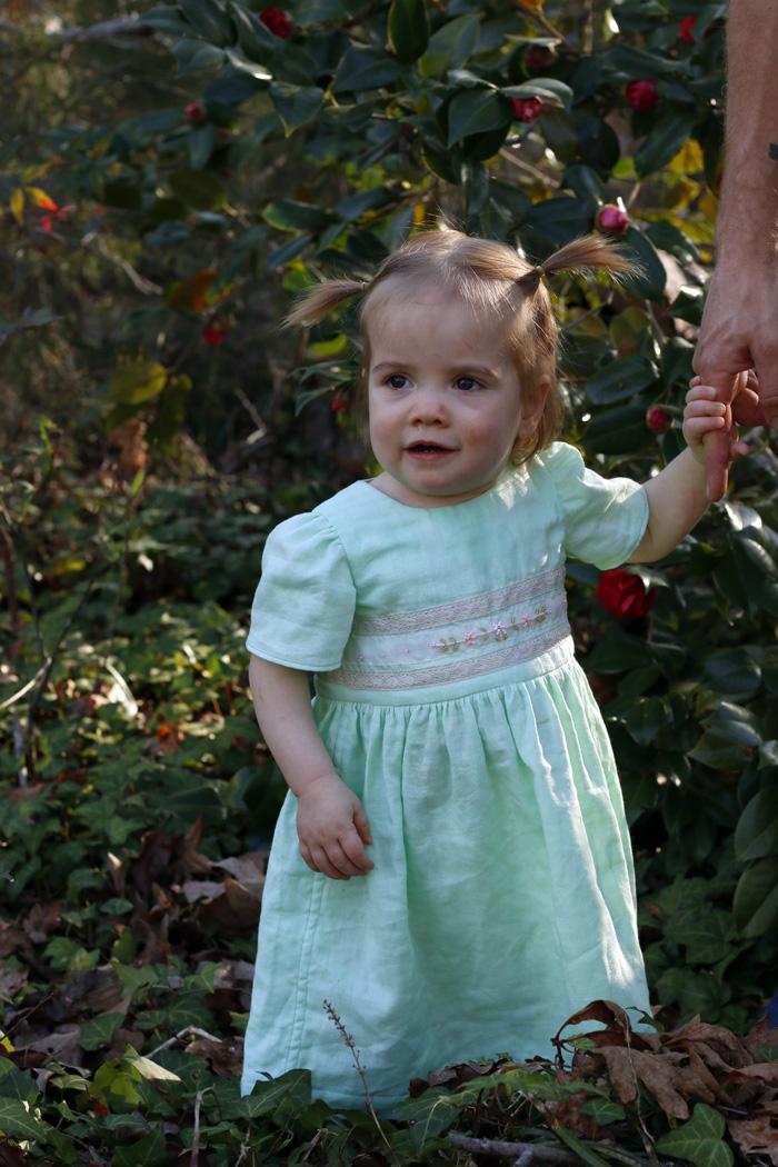 Mint Gauze Geranium dress.jpg