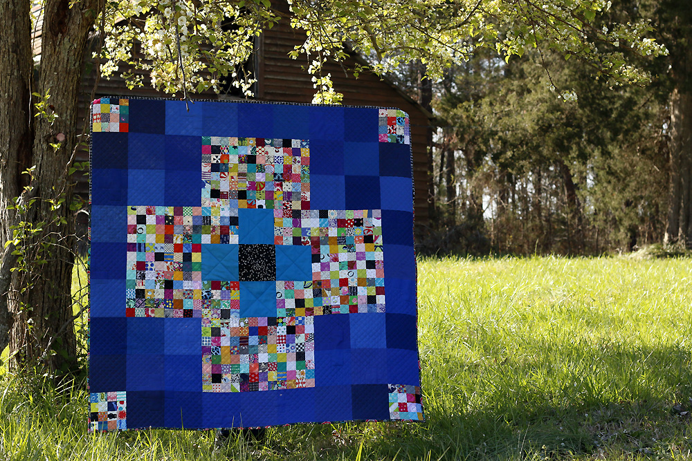 Love in Postage Stamps quilt.jpg