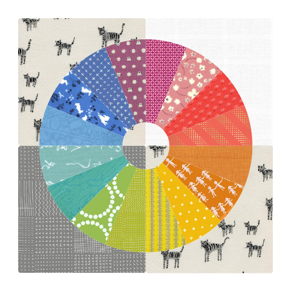 Get the Quilt Kit! - at Lark Cottons