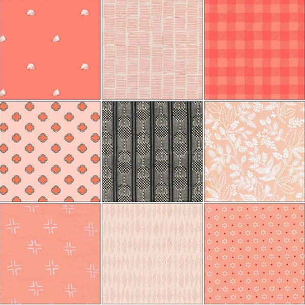 Coral with a Spot of Black by  Jenn