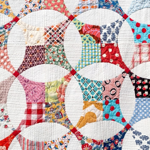 quilt by  Nifty Quilts
