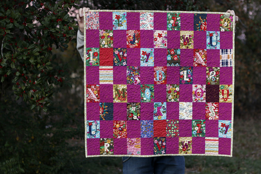 Forgetmenot baby quilt. Stitched in Color.jpg