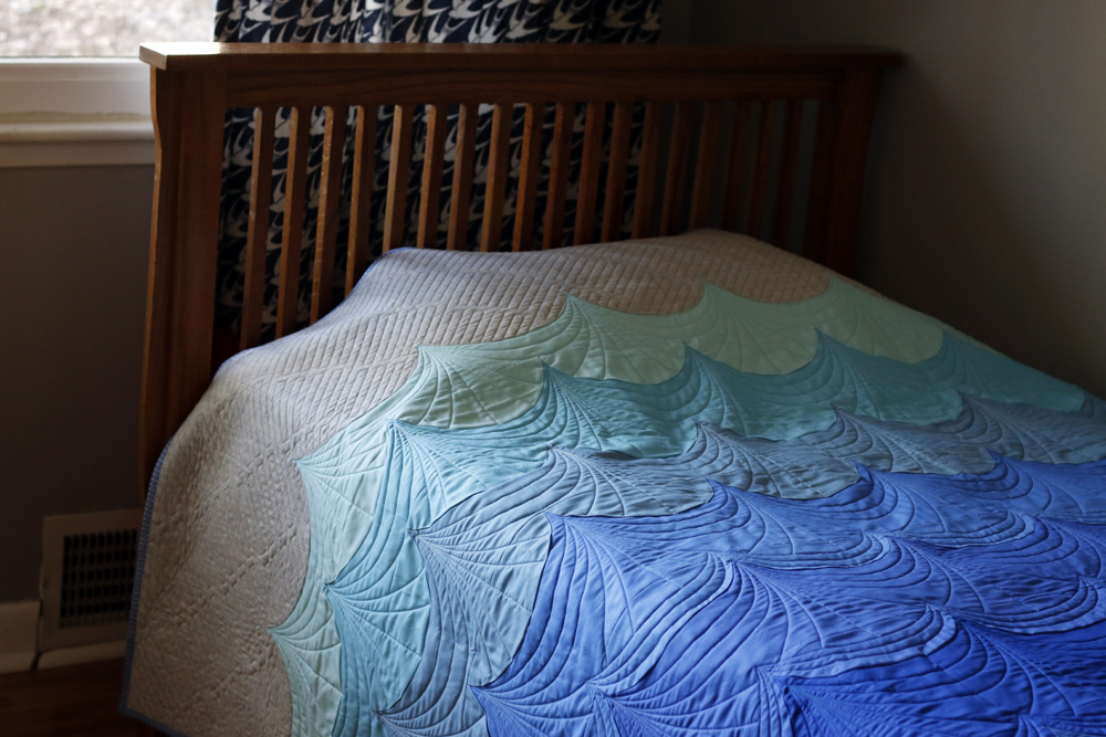 Liam's ocean blues quilt. Stitched in Color.jpg