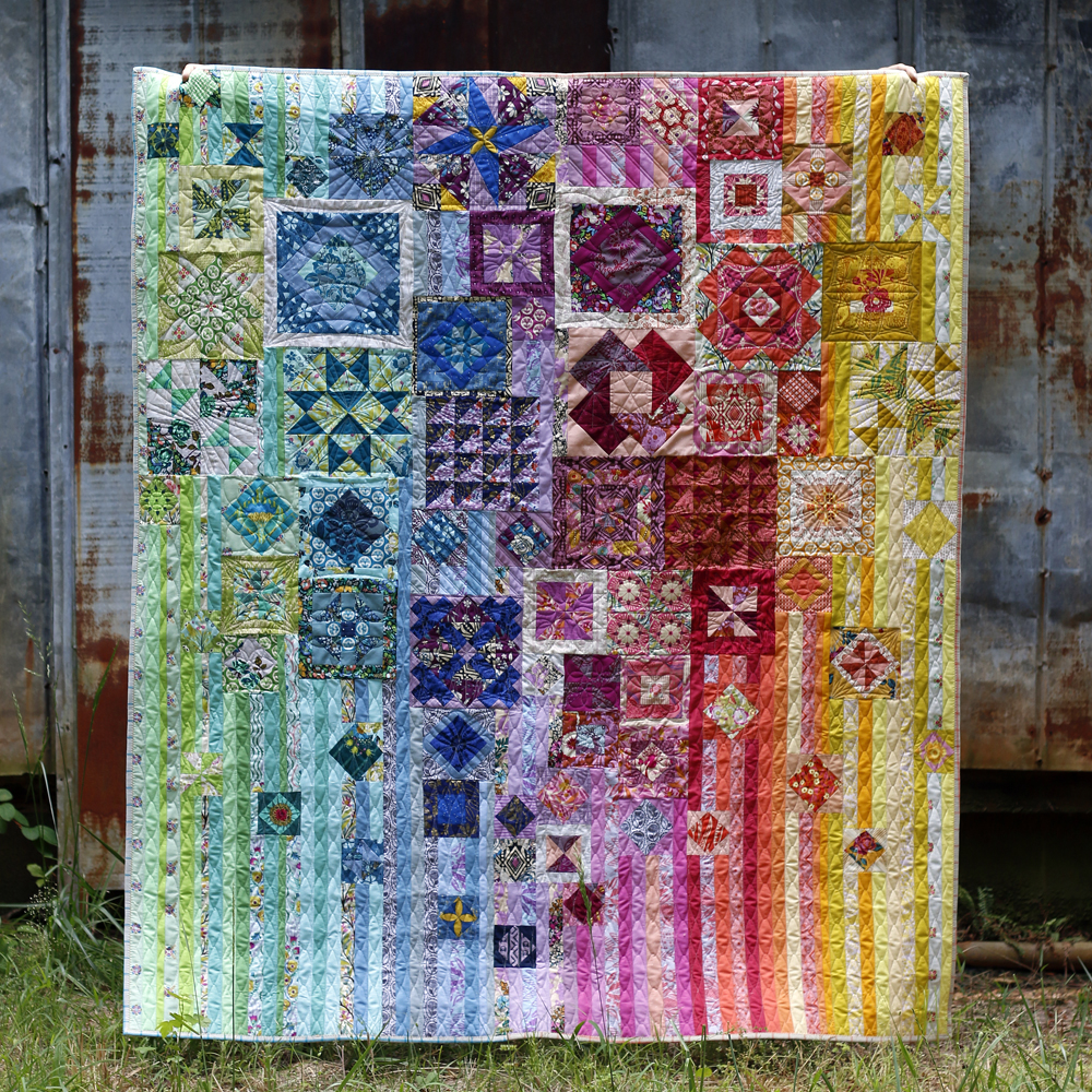 Gypsy Wife quilt. Stitched in Color.jpg