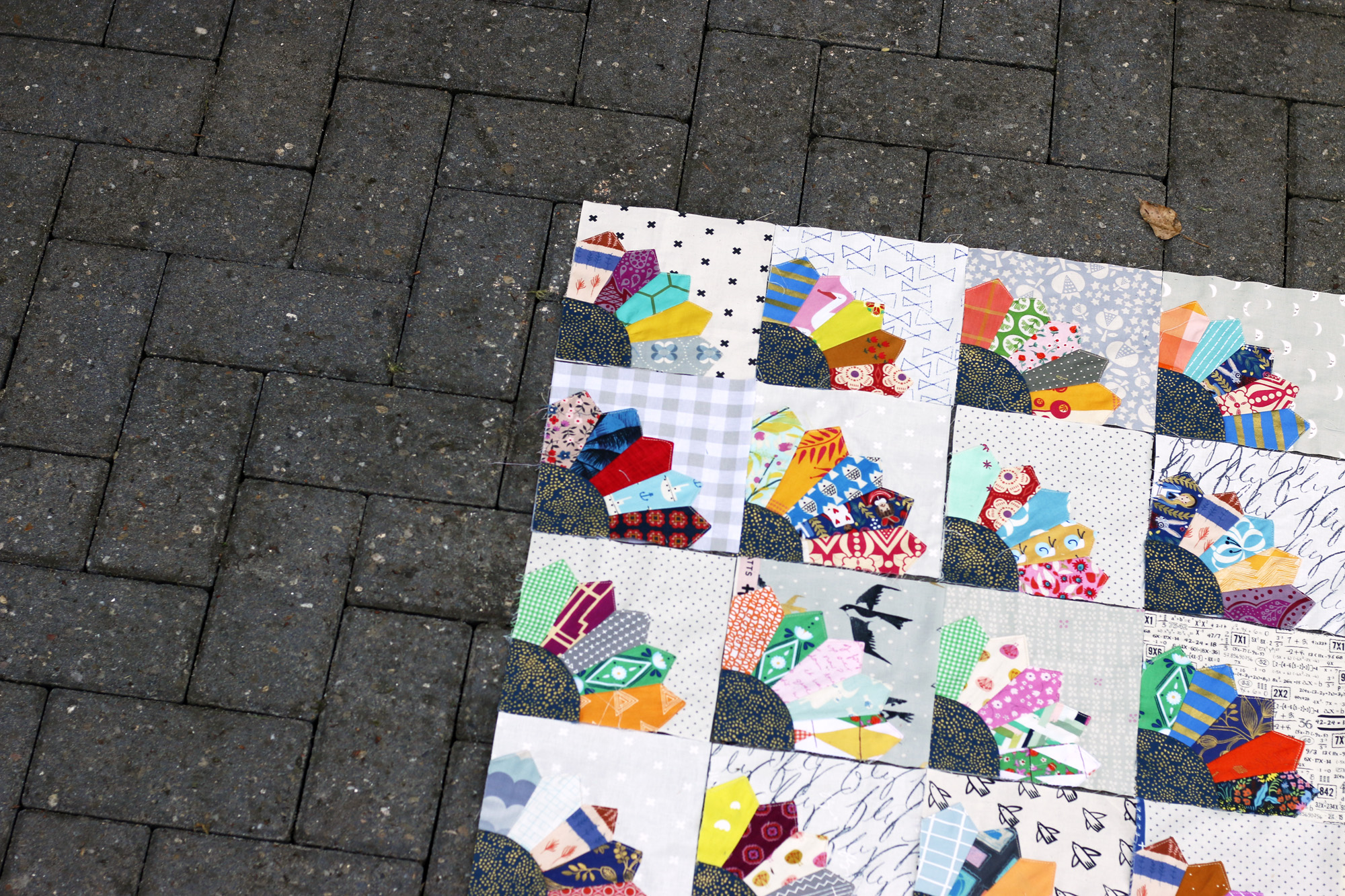 Happy scrappy blocks. Stitched in Color.jpg
