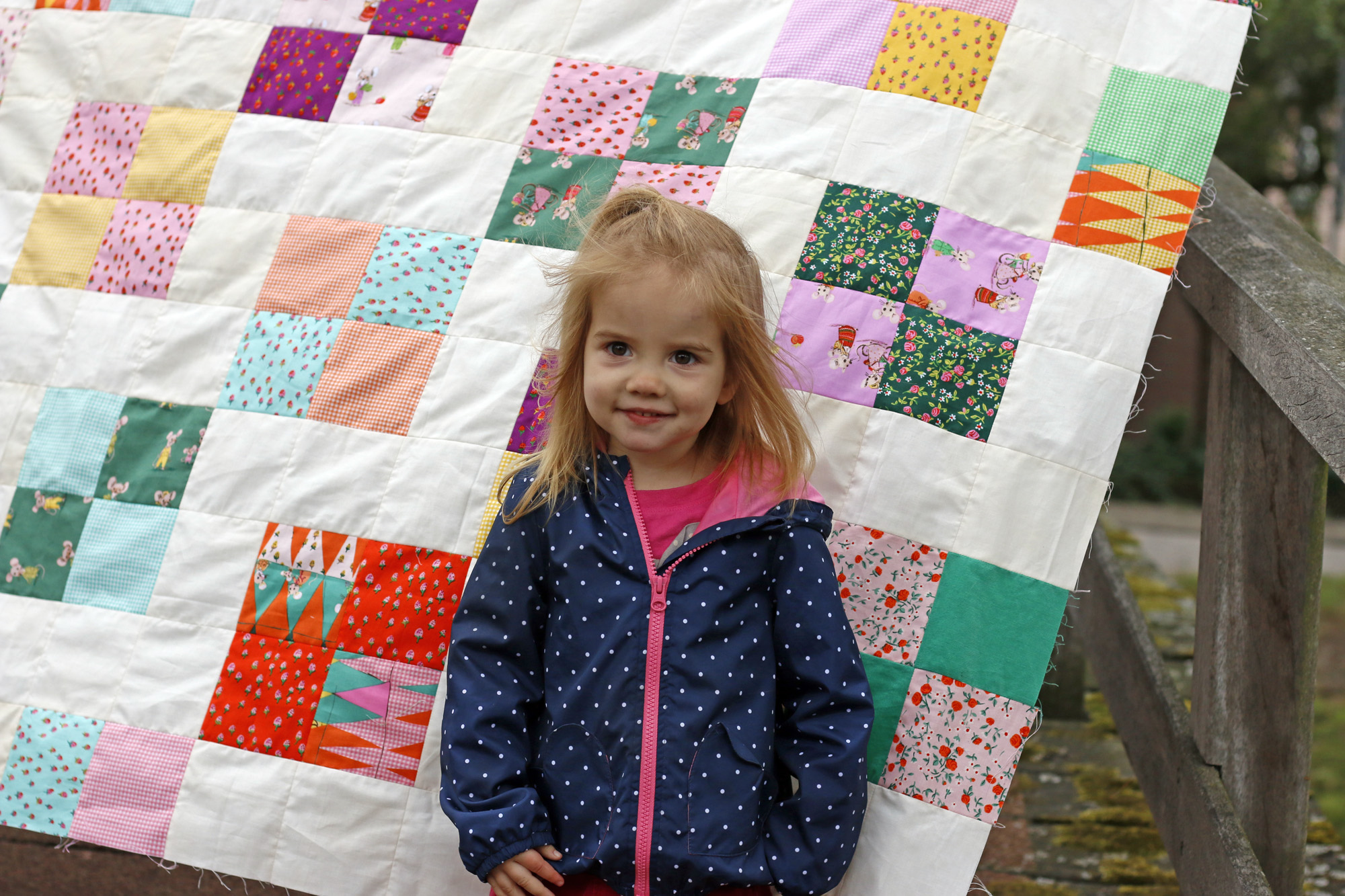 Elora and Trixie quilt. Stitched in Color.jpg