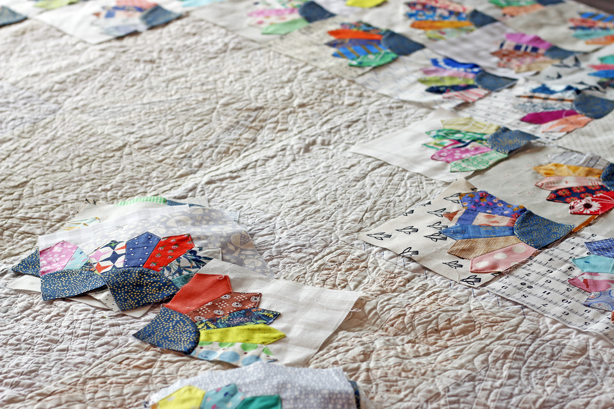 Drummer Boy Dresdens on my quilt. Stitched in Color.jpg