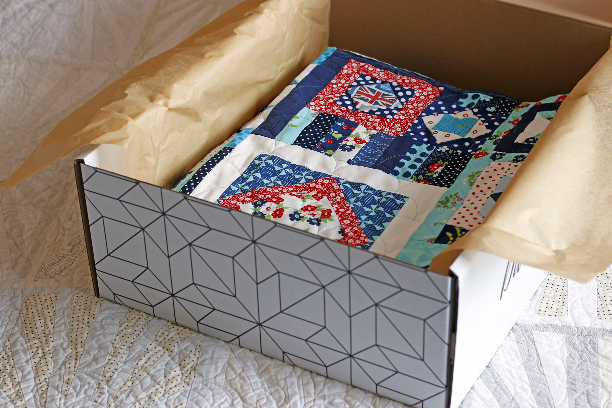 Quilt in box. Stitched in Color.jpg