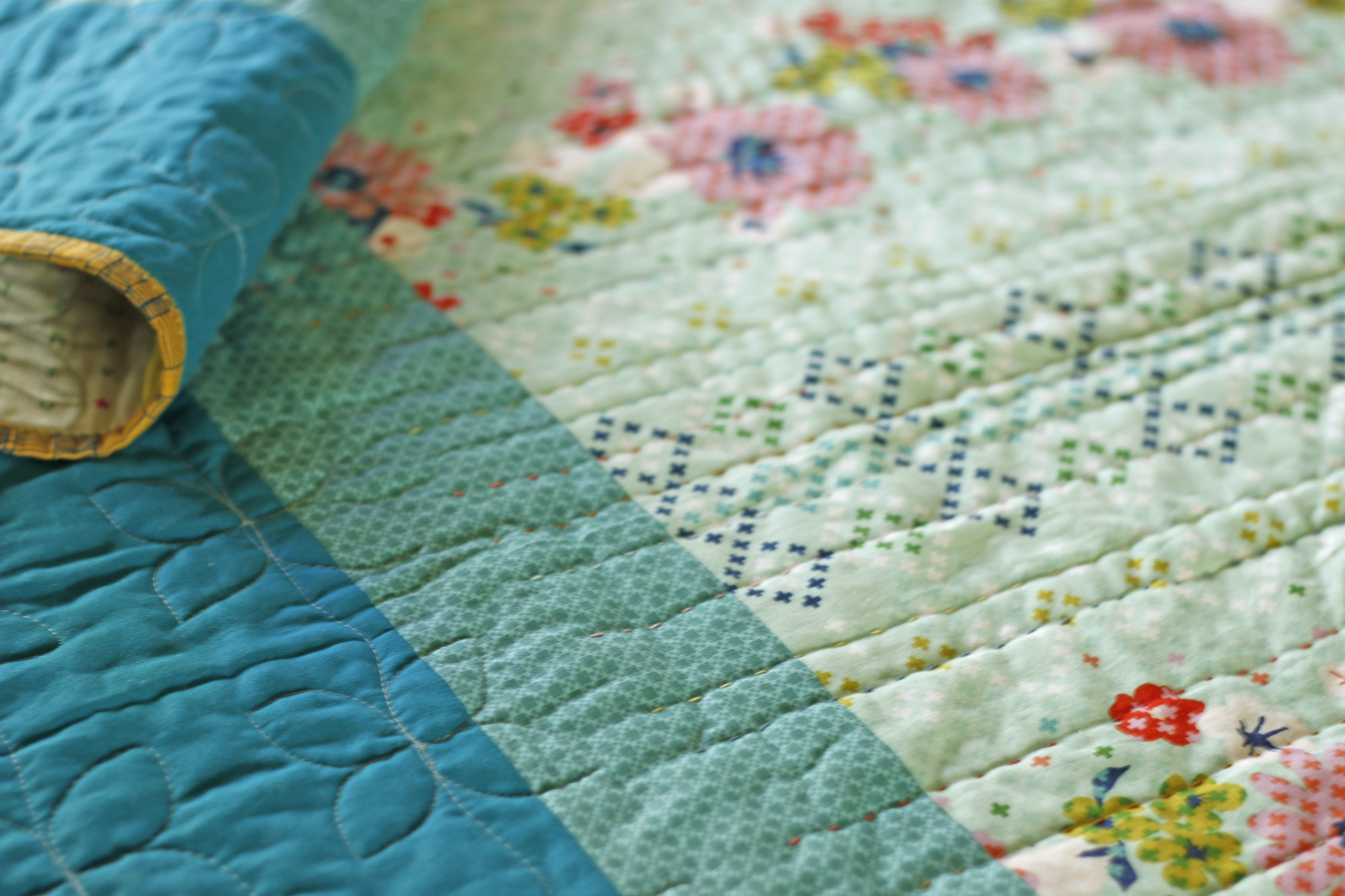 hand quilted. Stitched in Color.jpg