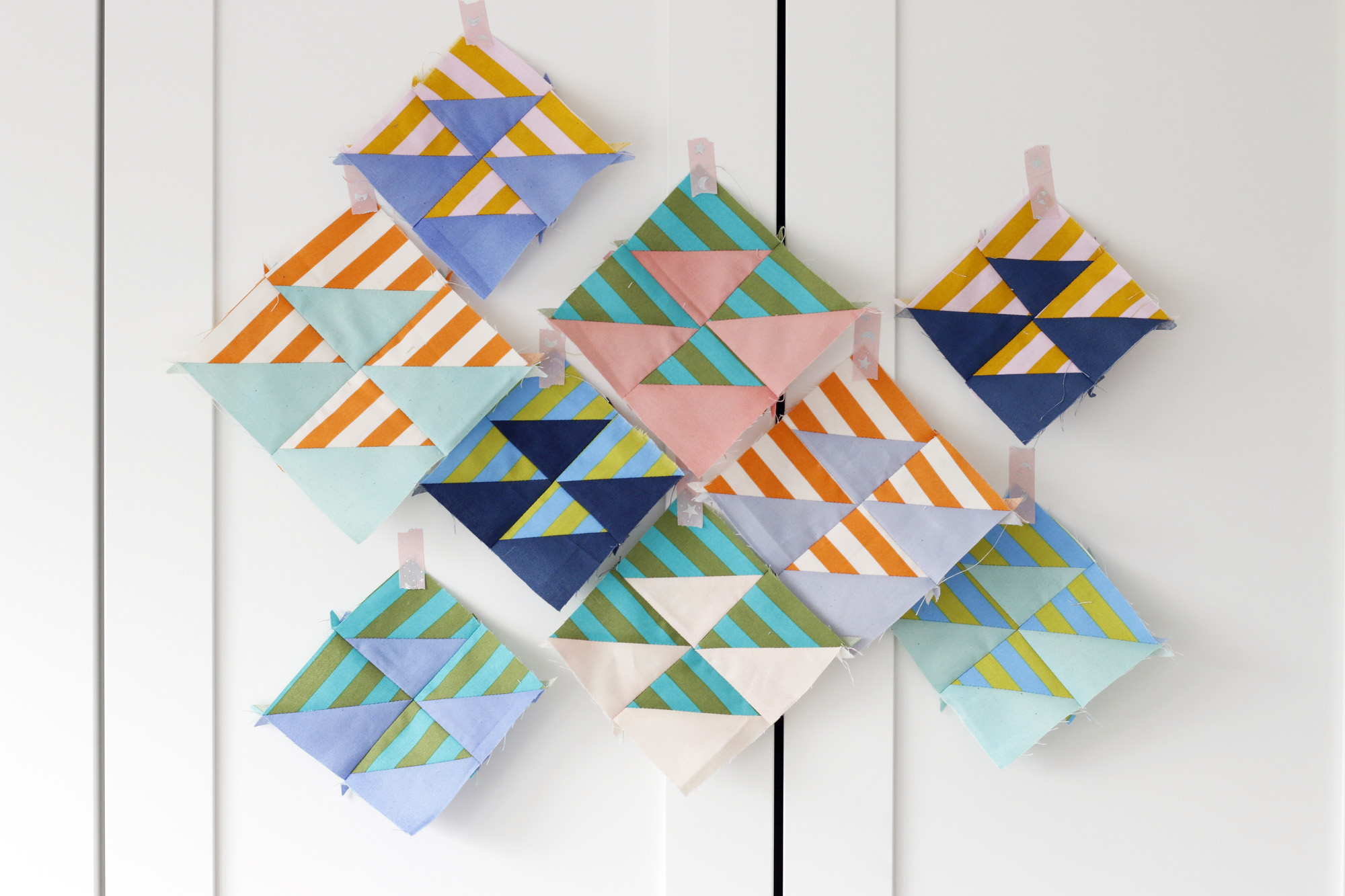 Improv HST blocks. Stitched in Color.jpg
