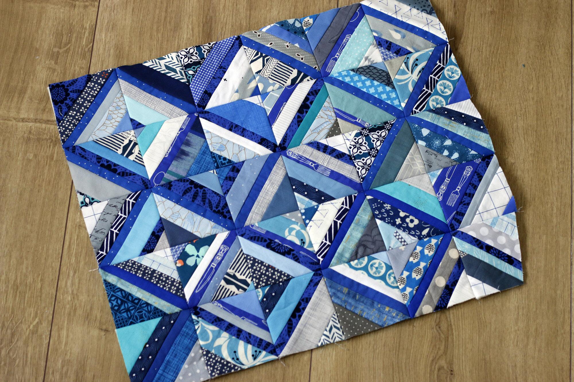Blue string patchwork. Stitched in Color.jpg