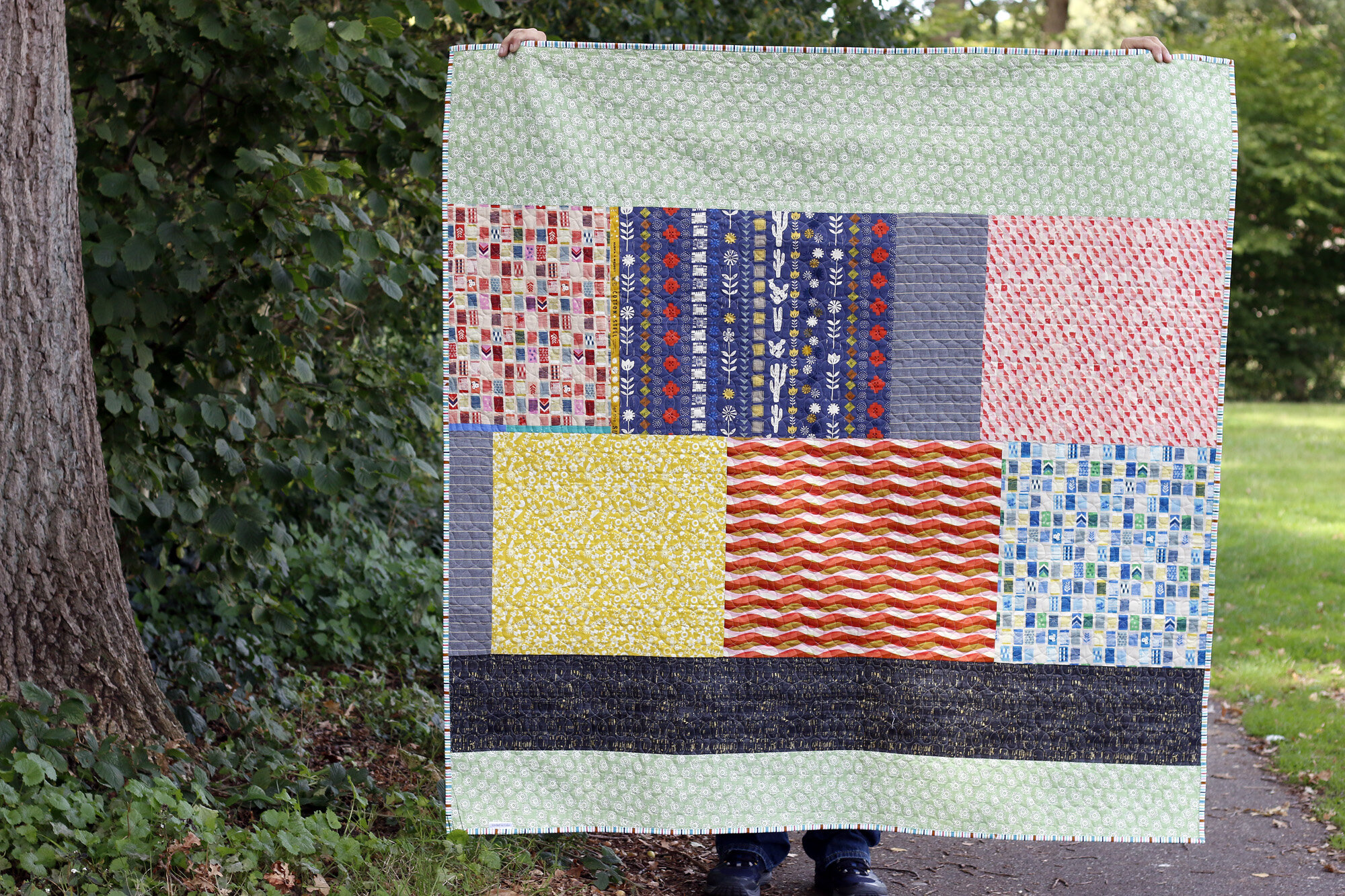 Fat quarter quilt back. Stitched in Color.jpg