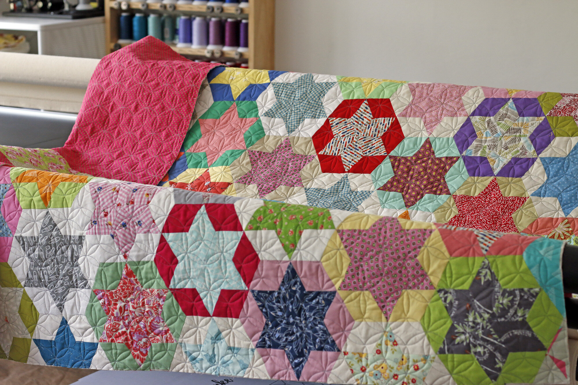 EPP Stars on longarm. Stitched in Color.jpg