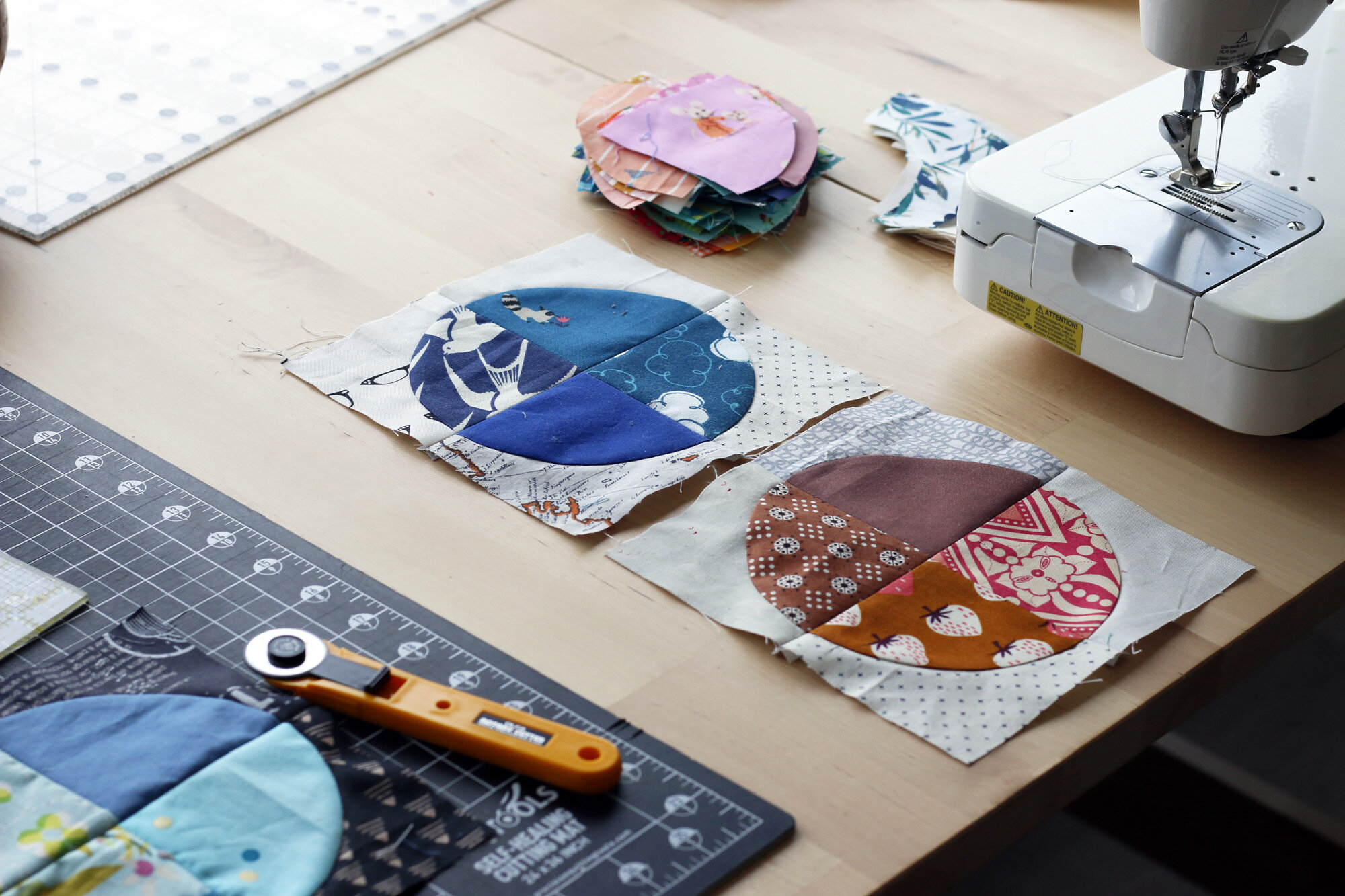 Sewing Dot Blocks. Stitched in Color.jpg
