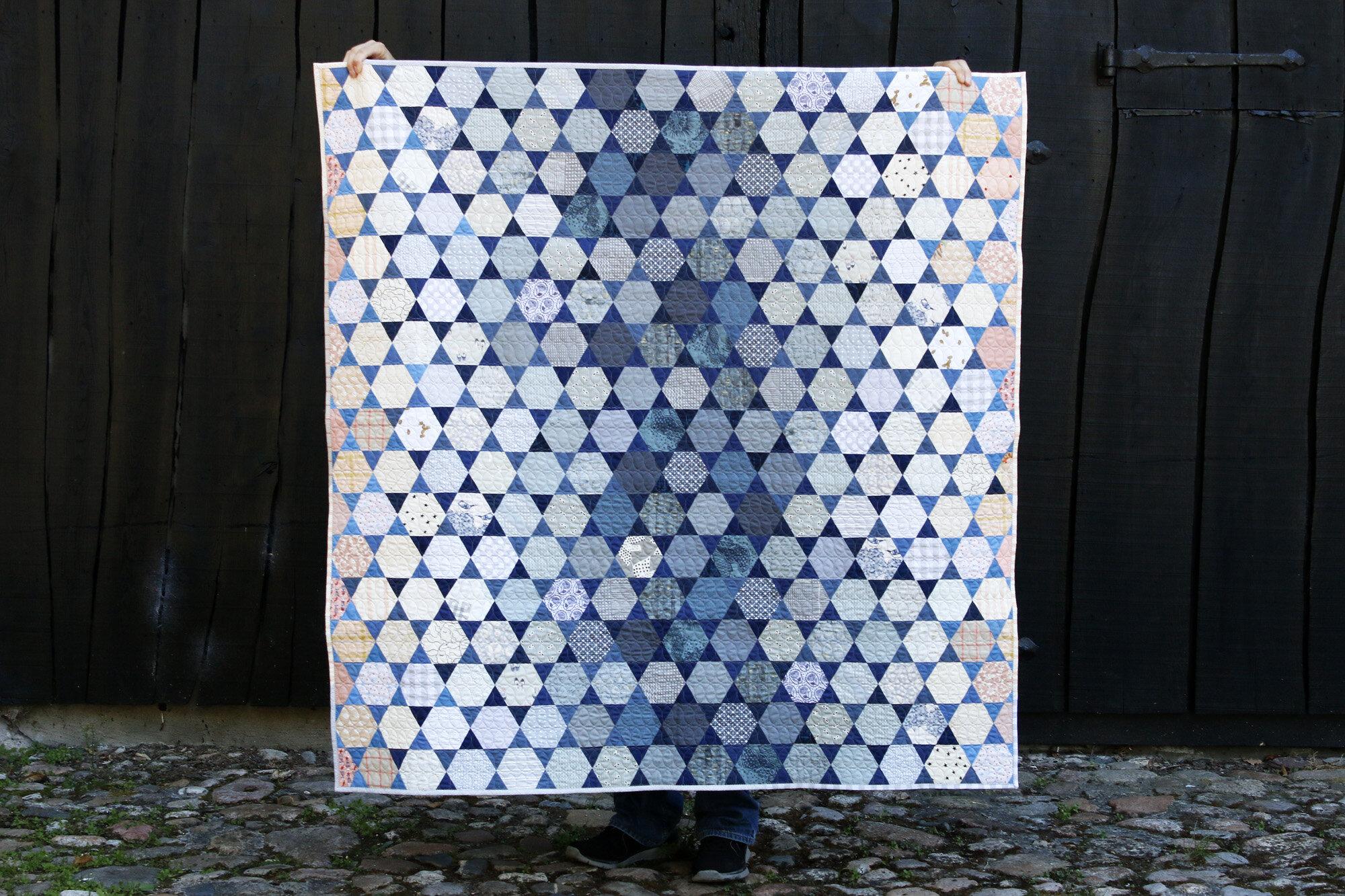Starry Night quilt