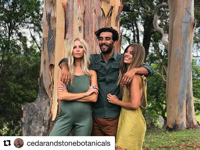 #Repost @cedarandstonebotanicals ・・・ And that's a wrap. Epic day with the team 📸 Major major MAJOR big thanks to everyone that came to help. What a absolute bloody dream team ⚡️⚡️