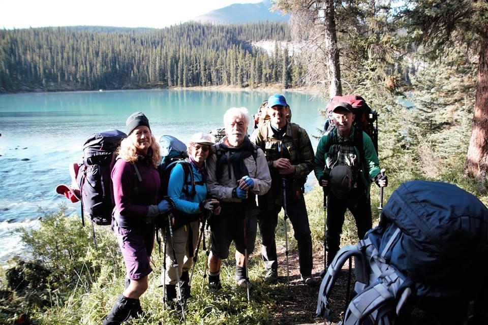 The Gang. Photo Susan Dack