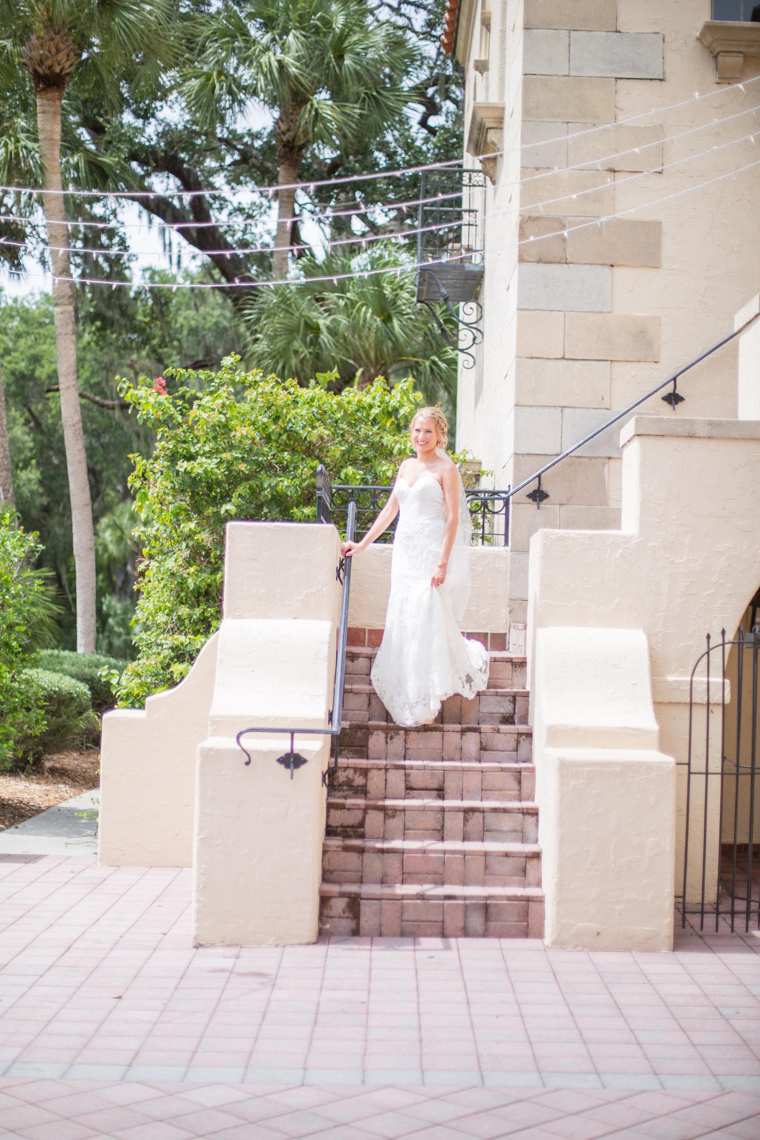 Powel Crosley Estate   Wedding   Pink and Gold Wedding   Wedding Portraits  Wedding Bouquet   Sarasota Weddings   Spring Wedding   Jess Anne Photography