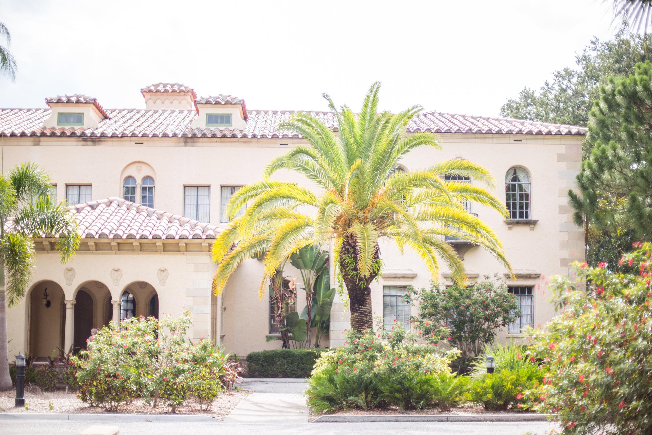 Powel Crosley Estate   Wedding   Pink Wedding   Venue  Sarasota, Florida   Jess Anne Photography