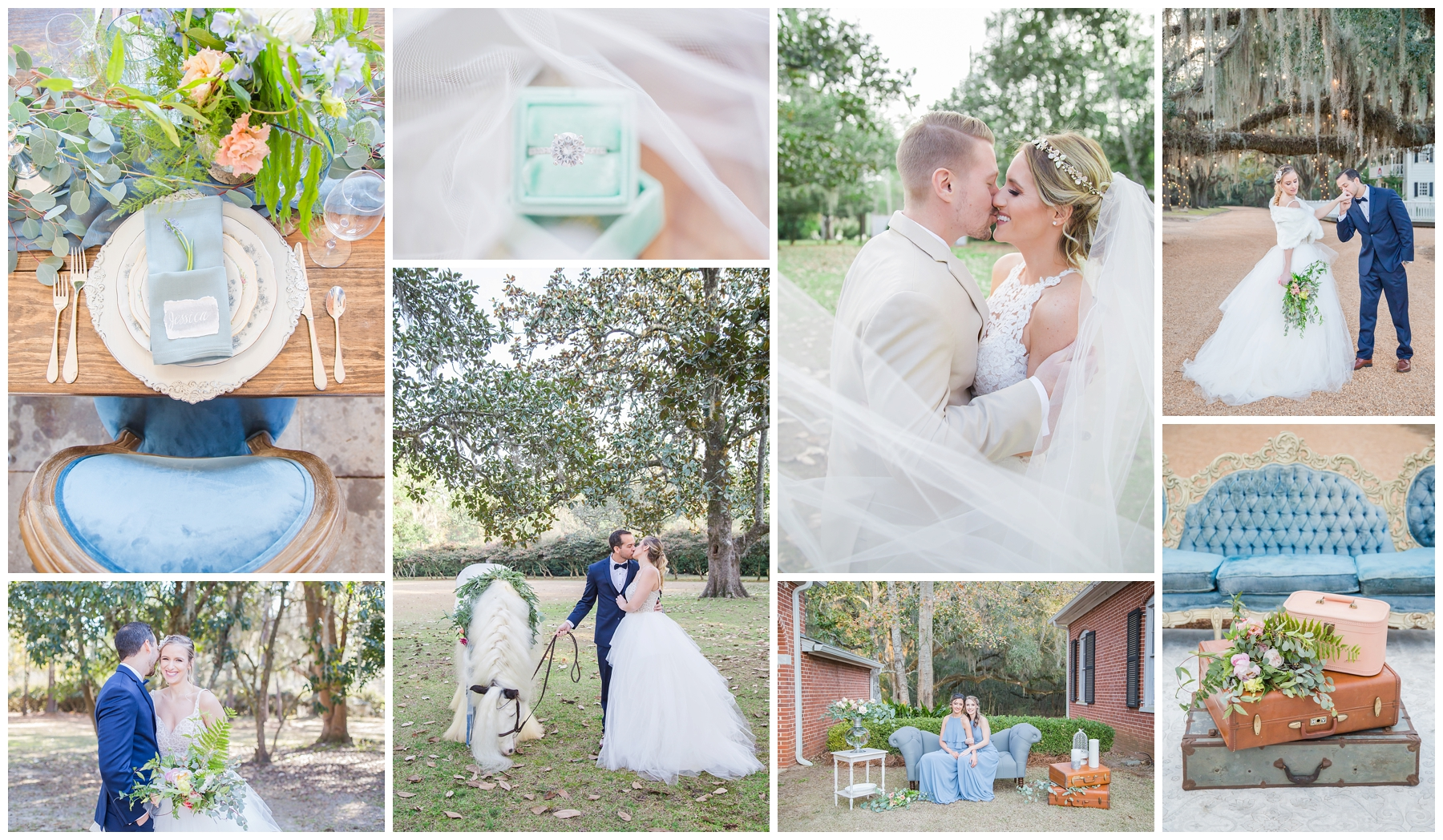 Dusty Blue Styled Shoot! Oh it was simply gorgeous!