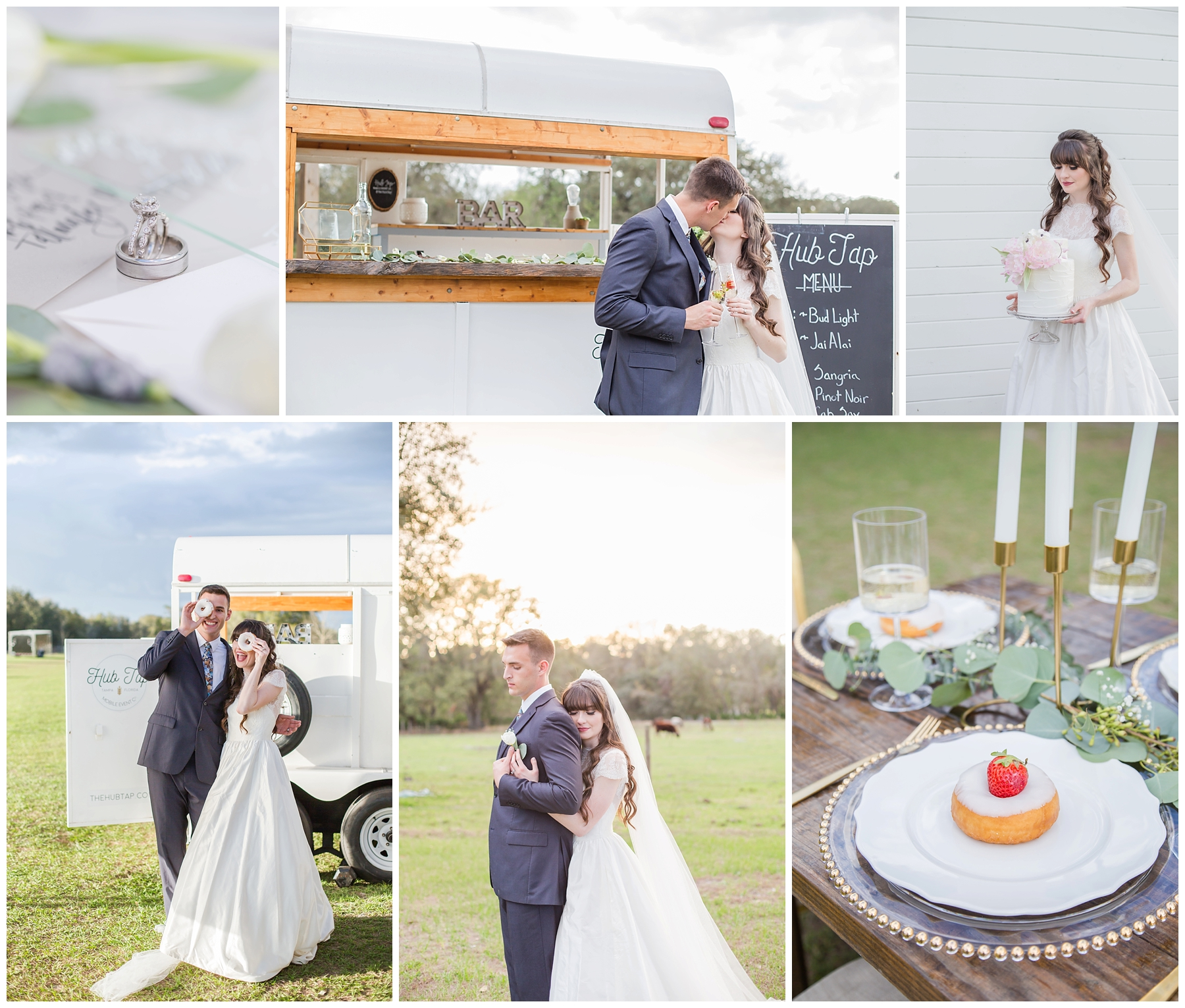Florida styled shoot!! I just love all the fresh details!