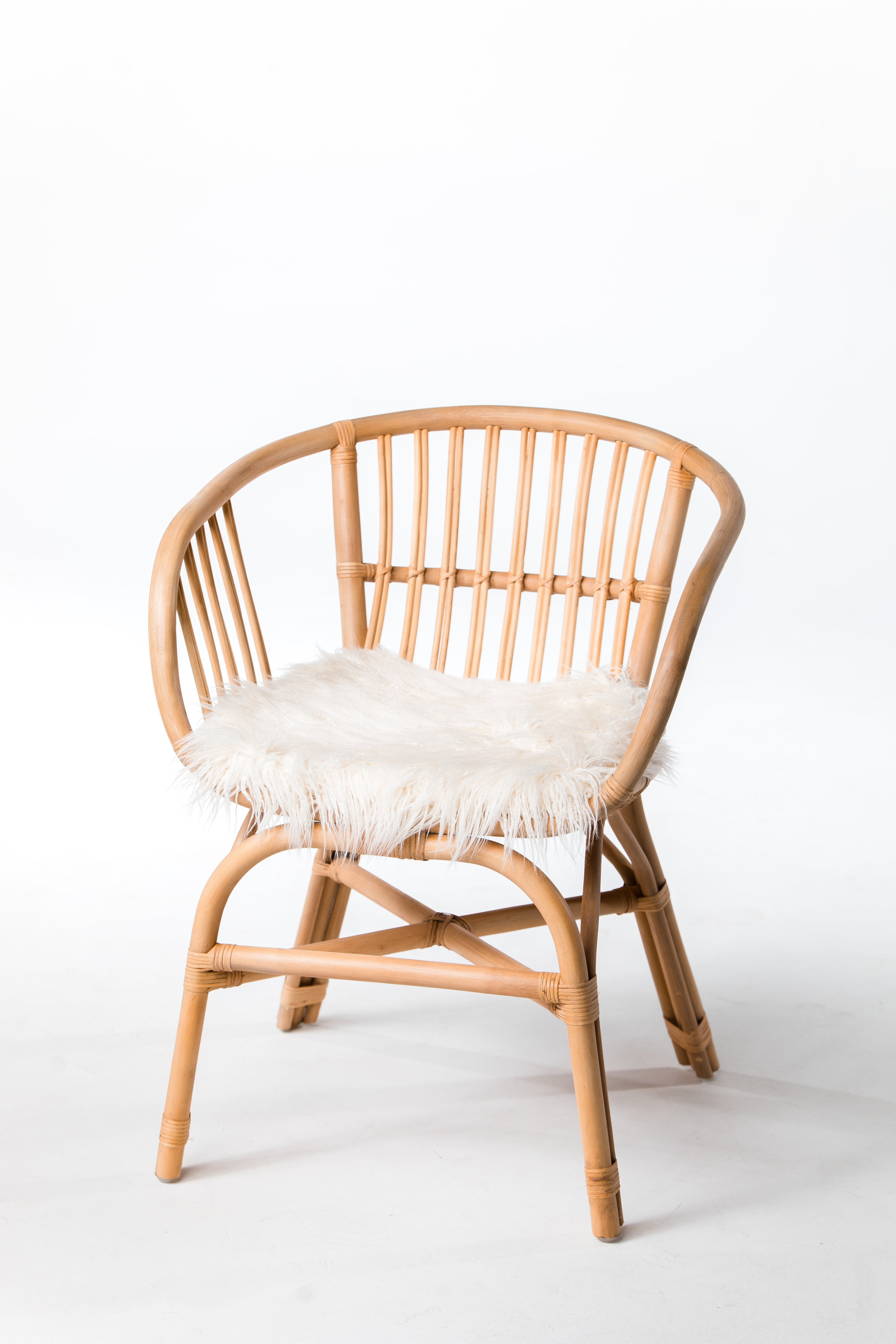 WICKER RATTAN CHAIR
