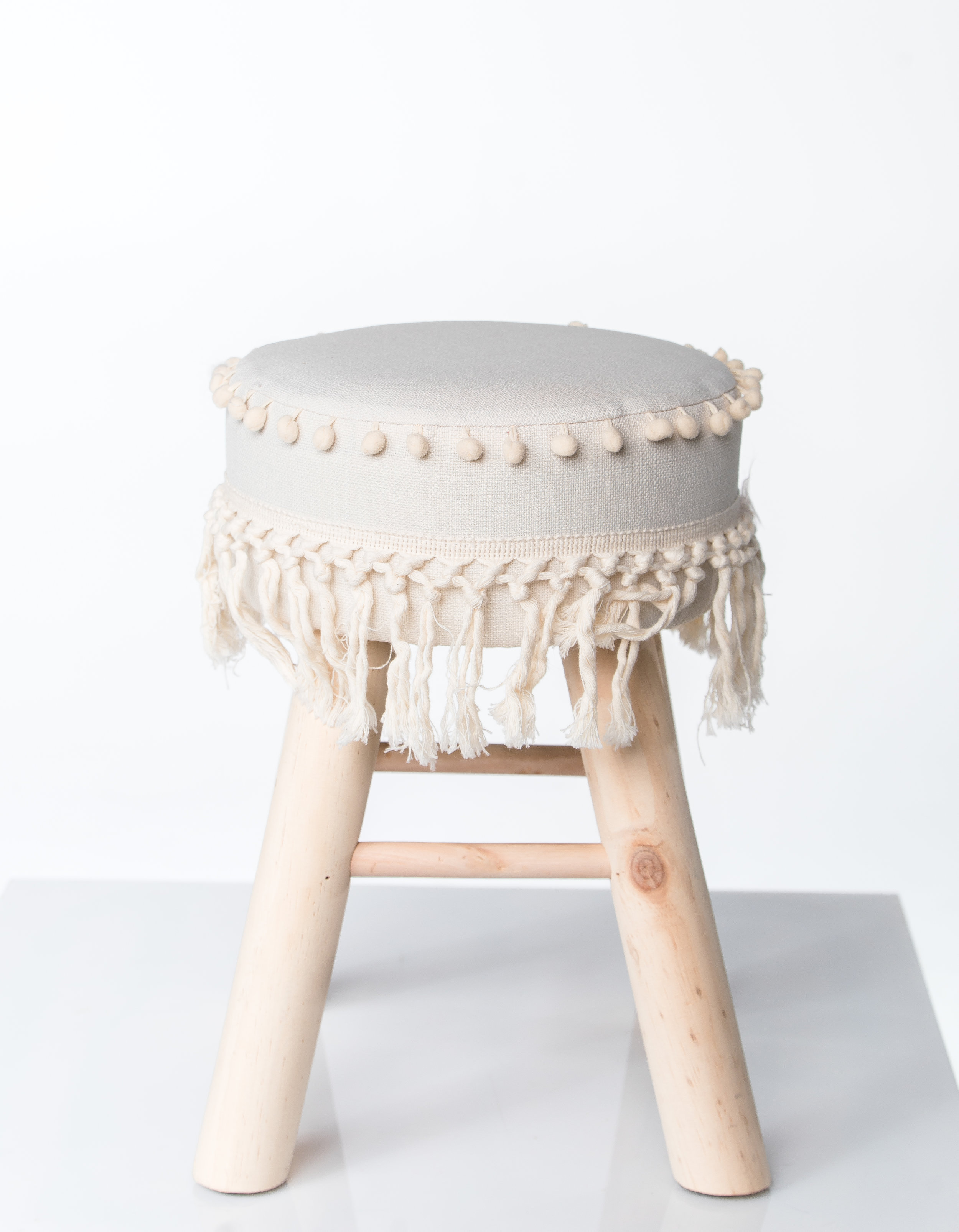 BOHO CHILDREN'S STOOL
