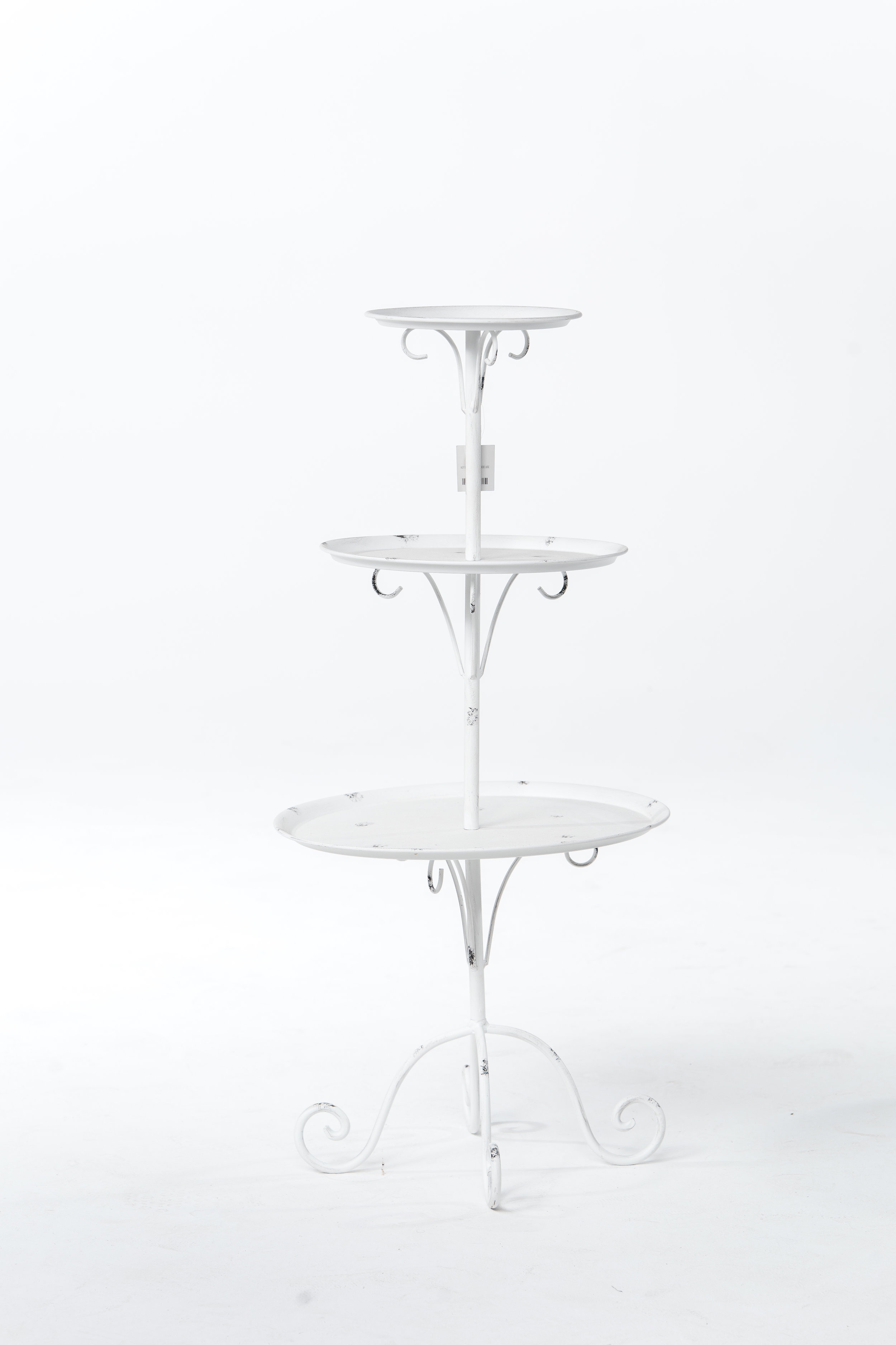 TALL 3-TIER CUPCAKE STAND